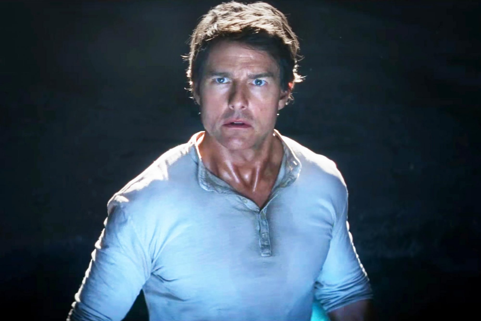 The Mummy - Official Trailer #2 [HD] (screen grab) CR: Universal Pictures