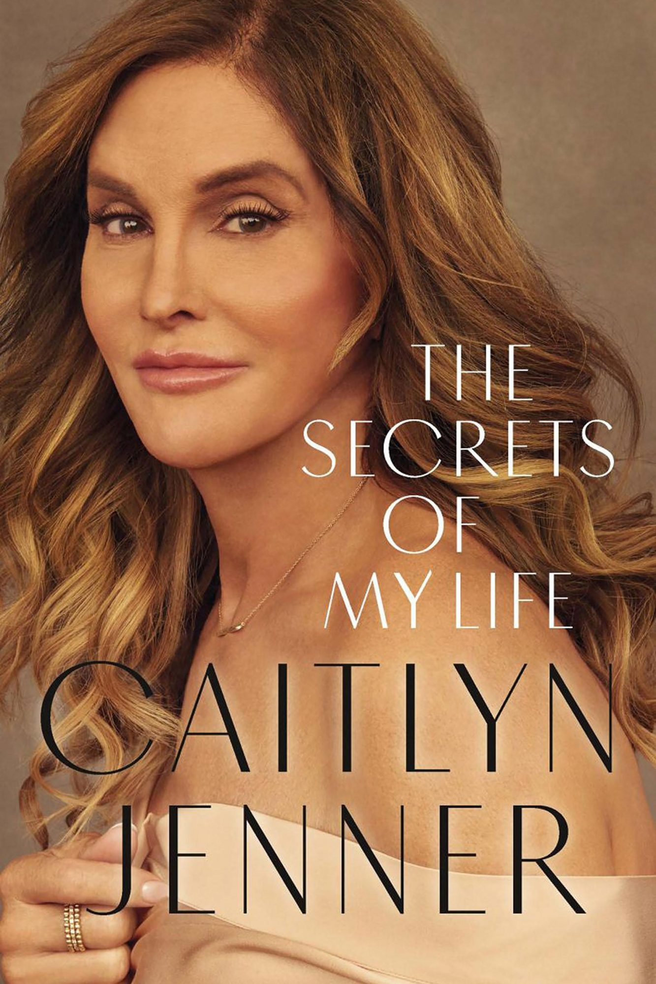 The Secrets of My Life by Caitlyn Jenner CR: Grand Central Publishing