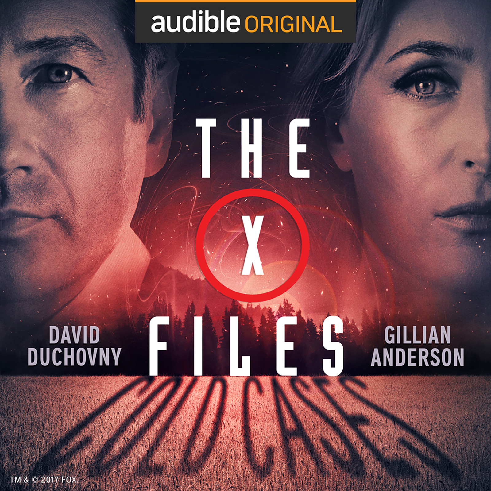 X Files Audio Book