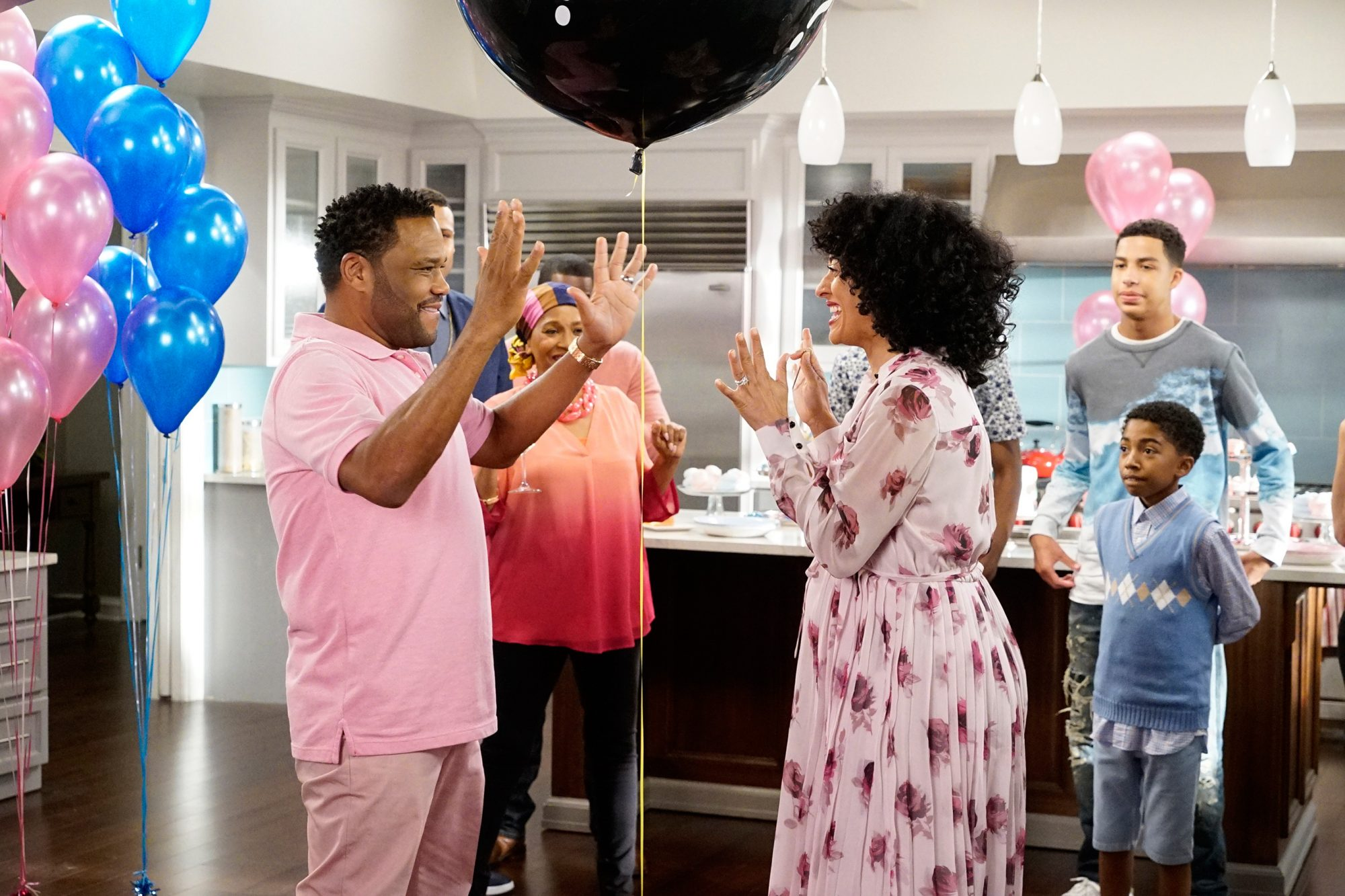 ANTHONY ANDERSON, JENIFER LEWIS, TRACEE ELLIS ROSS, MARCUS SCRIBNER, MILES BROWN