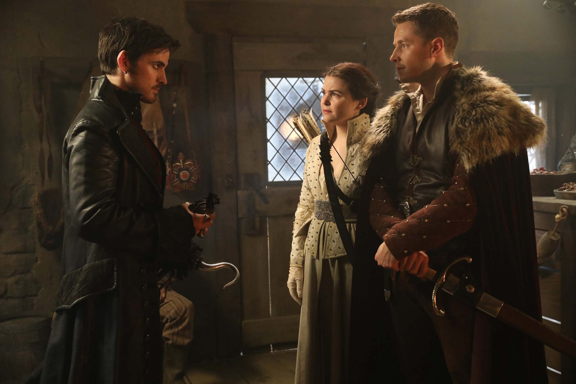 COLIN O'DONOGHUE, GINNIFER GOODWIN, JOSH DALLAS