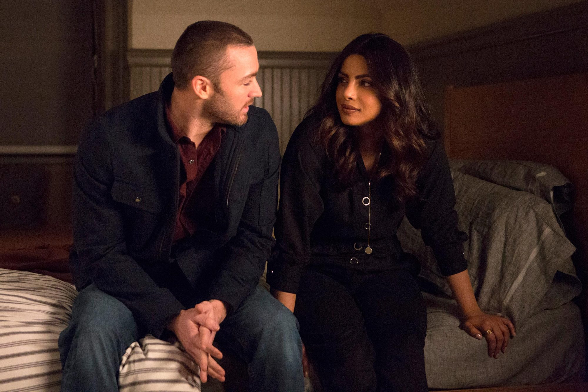 JAKE MCLAUGHLIN, PRIYANKA CHOPRA