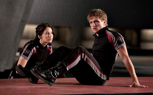 'Hunger Games' - Josh Hutcherson pranks Jennifer Lawrence by staging a dummy in her trailer bathroom