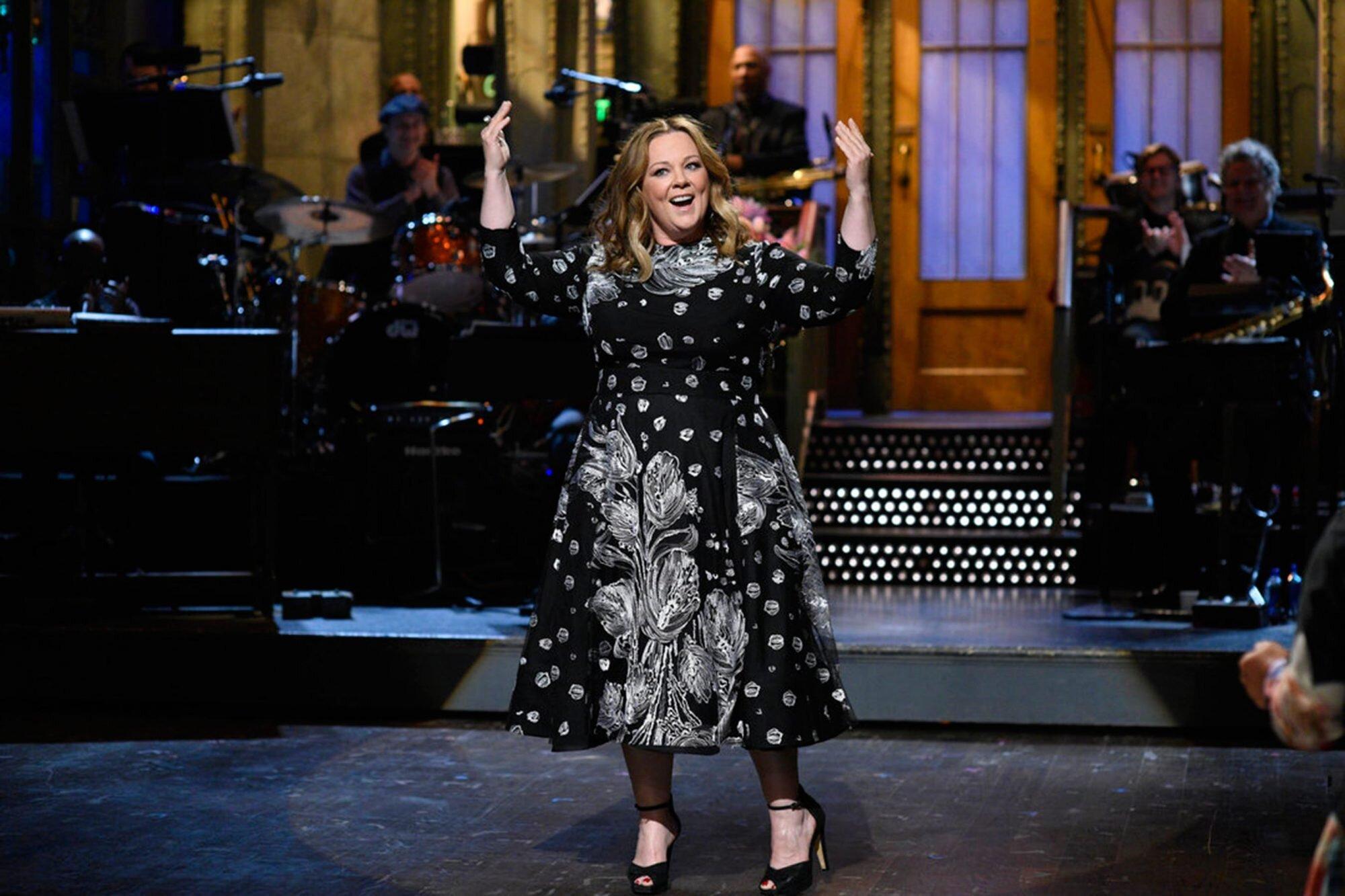 Saturday Night Live Recap Melissa Mccarthy Ew Com
