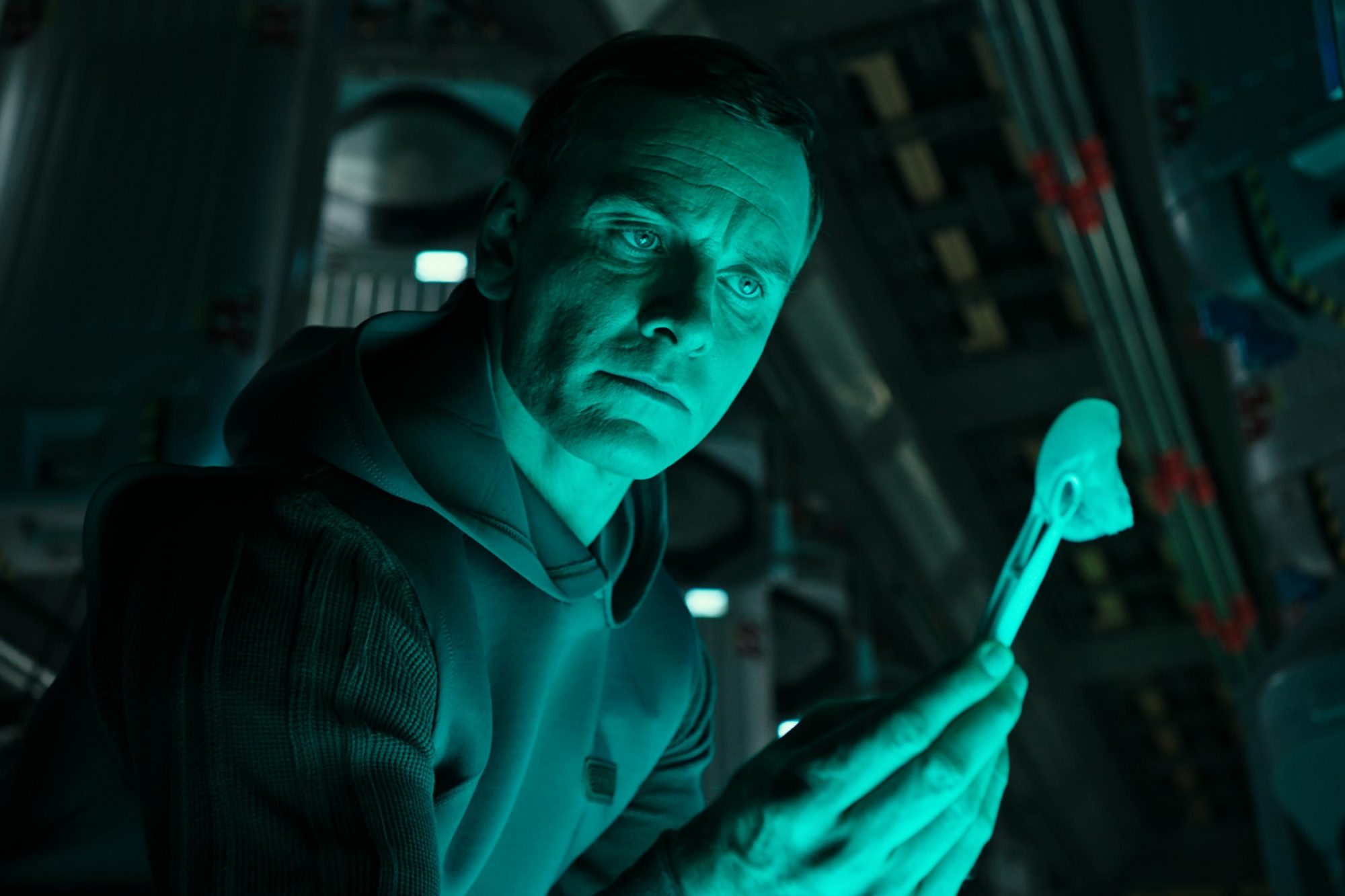 Alien: Covenant (2017)Michael Fassbender CR: Twentieth Century Fox