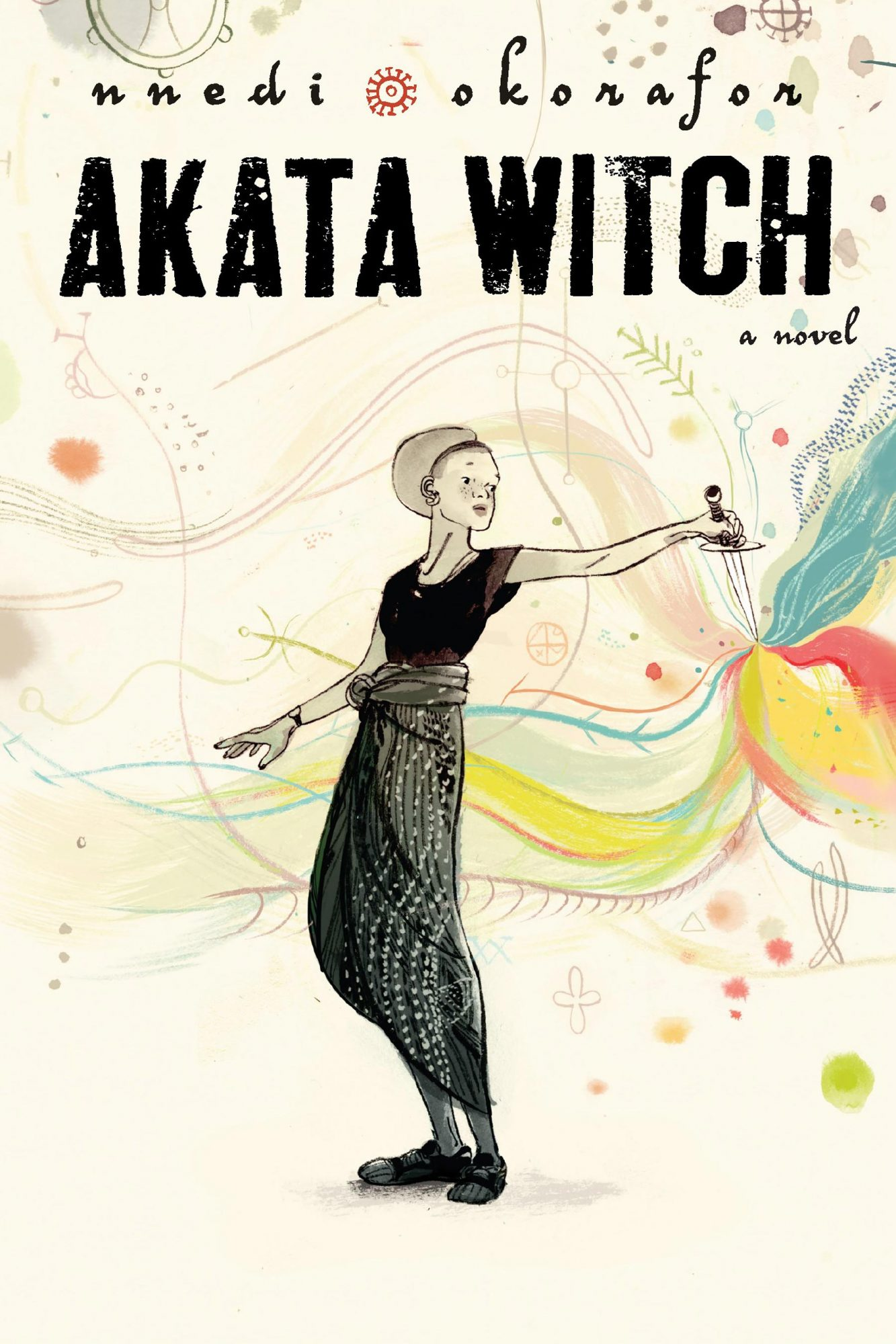 Akata Witch by Nnedi Okorafor CR: Viking Books for Young Readers