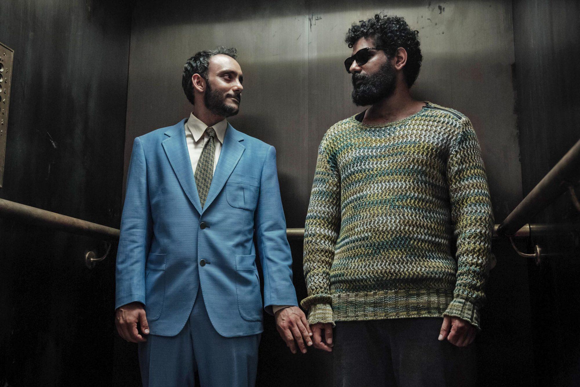 American Gods Season 1 2017 Omid Abtahi (Salim), Mousa Kraish (T