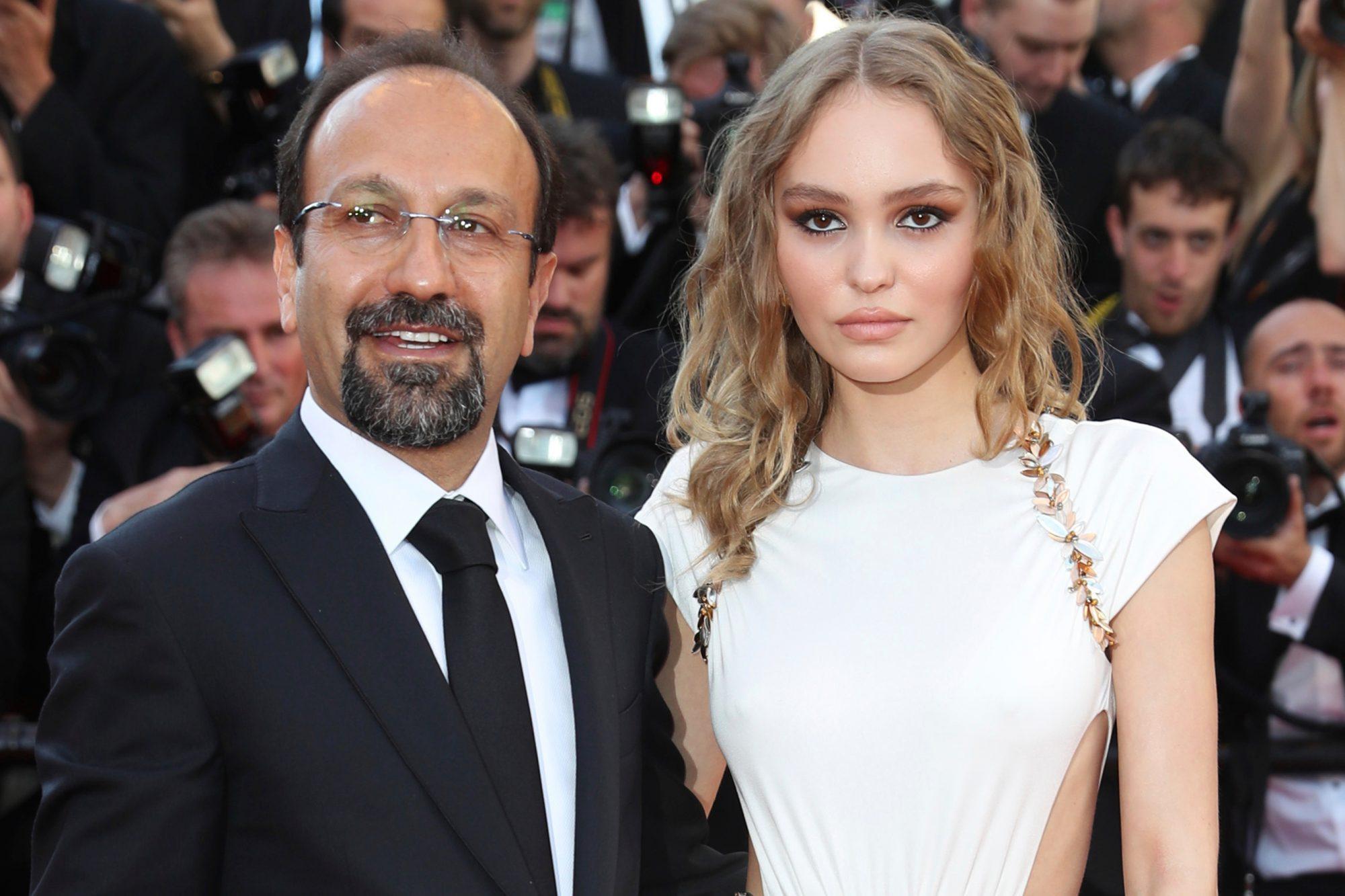 Asghar Farhadi,Lily-Rose Depp