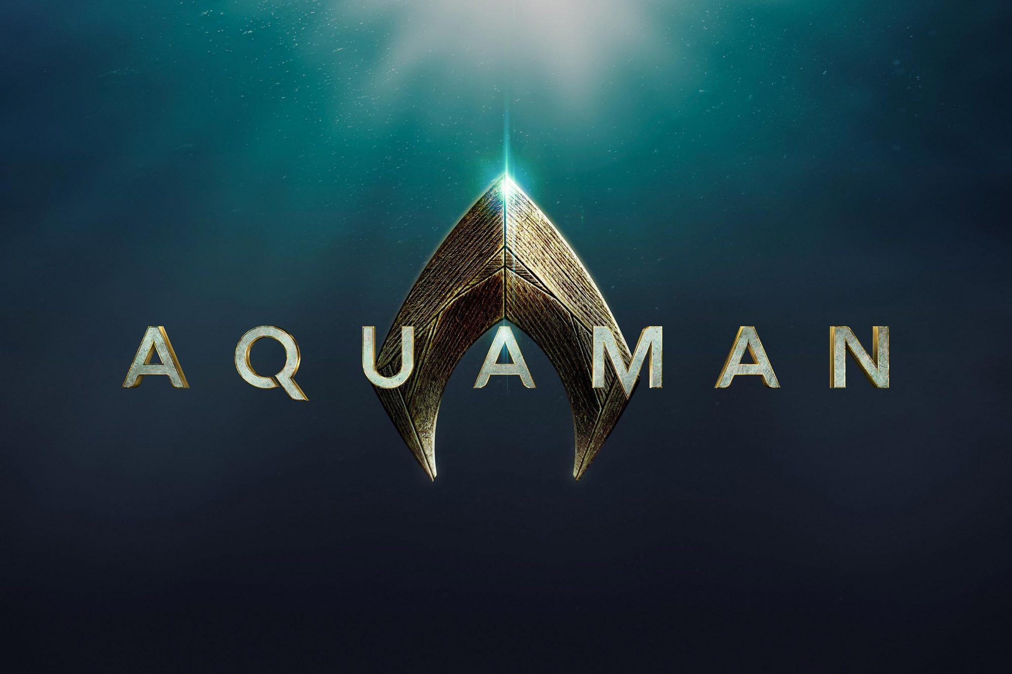 Aquaman Title Card CR: Warner Bros.