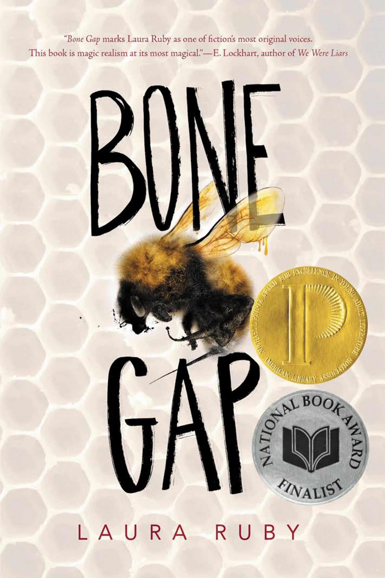 Bone Gap by Laura Ruby CR: HarperCollins Publishers