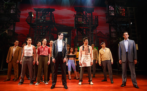 ALL CROPS: A Bronx Tale The Musical