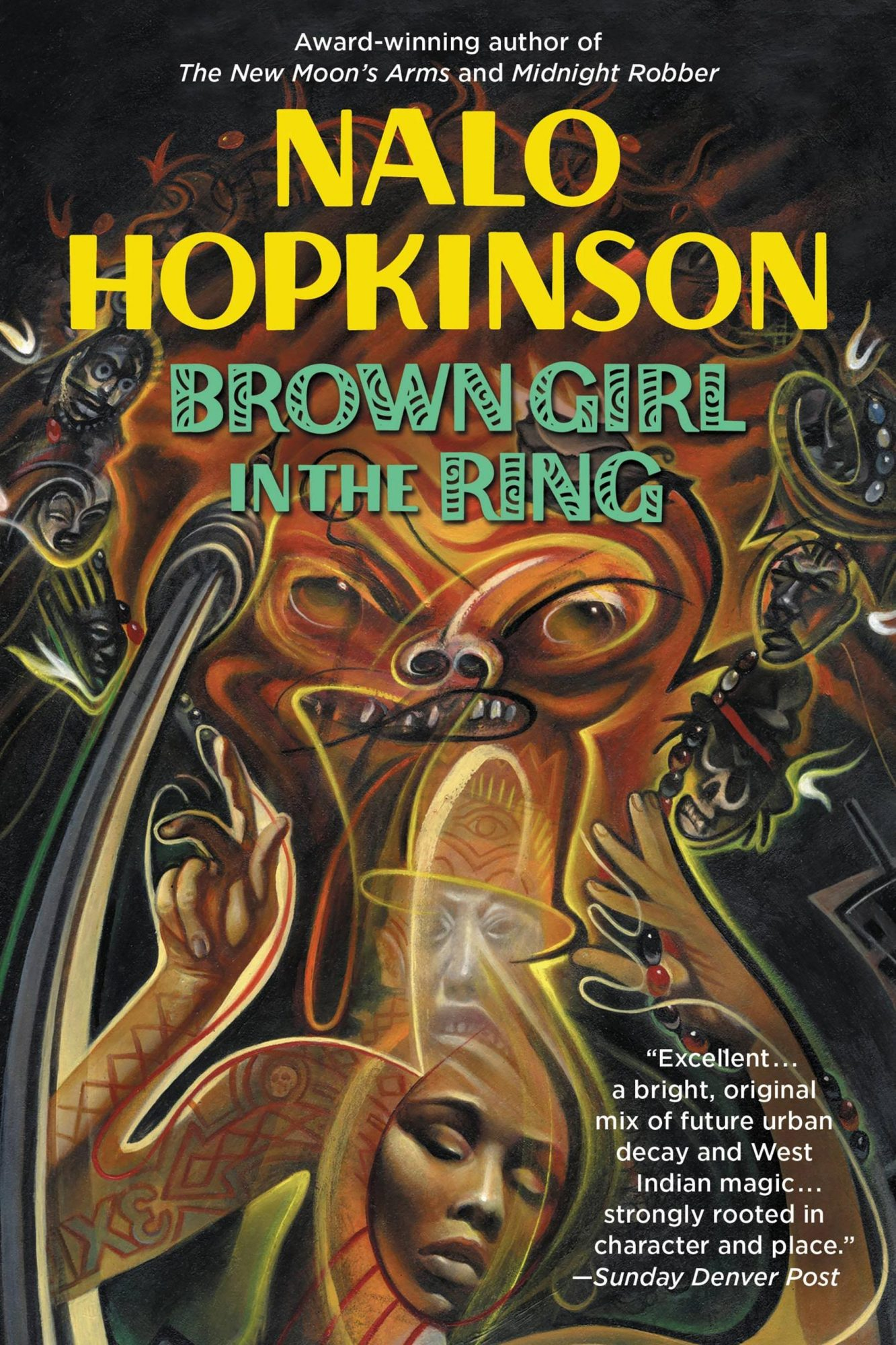 Brown Girl In the Ring by Nalo Hopkinson CR: Hachette Book Group
