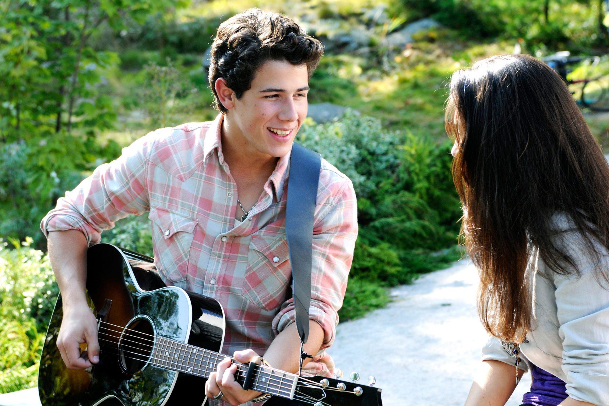 CAMP ROCK: THE FINAL JAM (aka CAMP ROCK 2), Nick Jonas, Chloe Bridges, aired September 3, 2010, phot