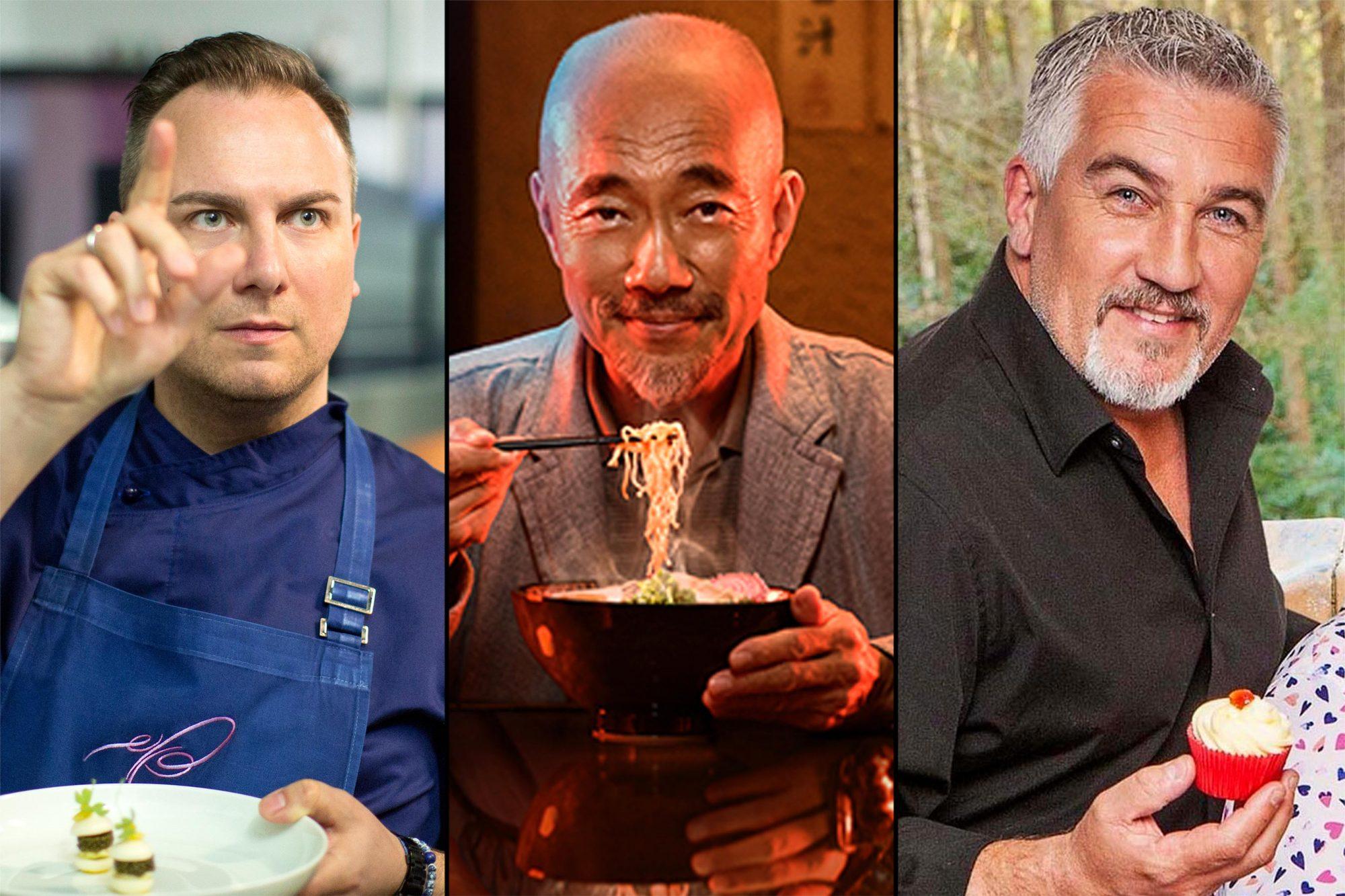 Chefs-Table-Samurai-Gourmet-Great-British-Baking-Show