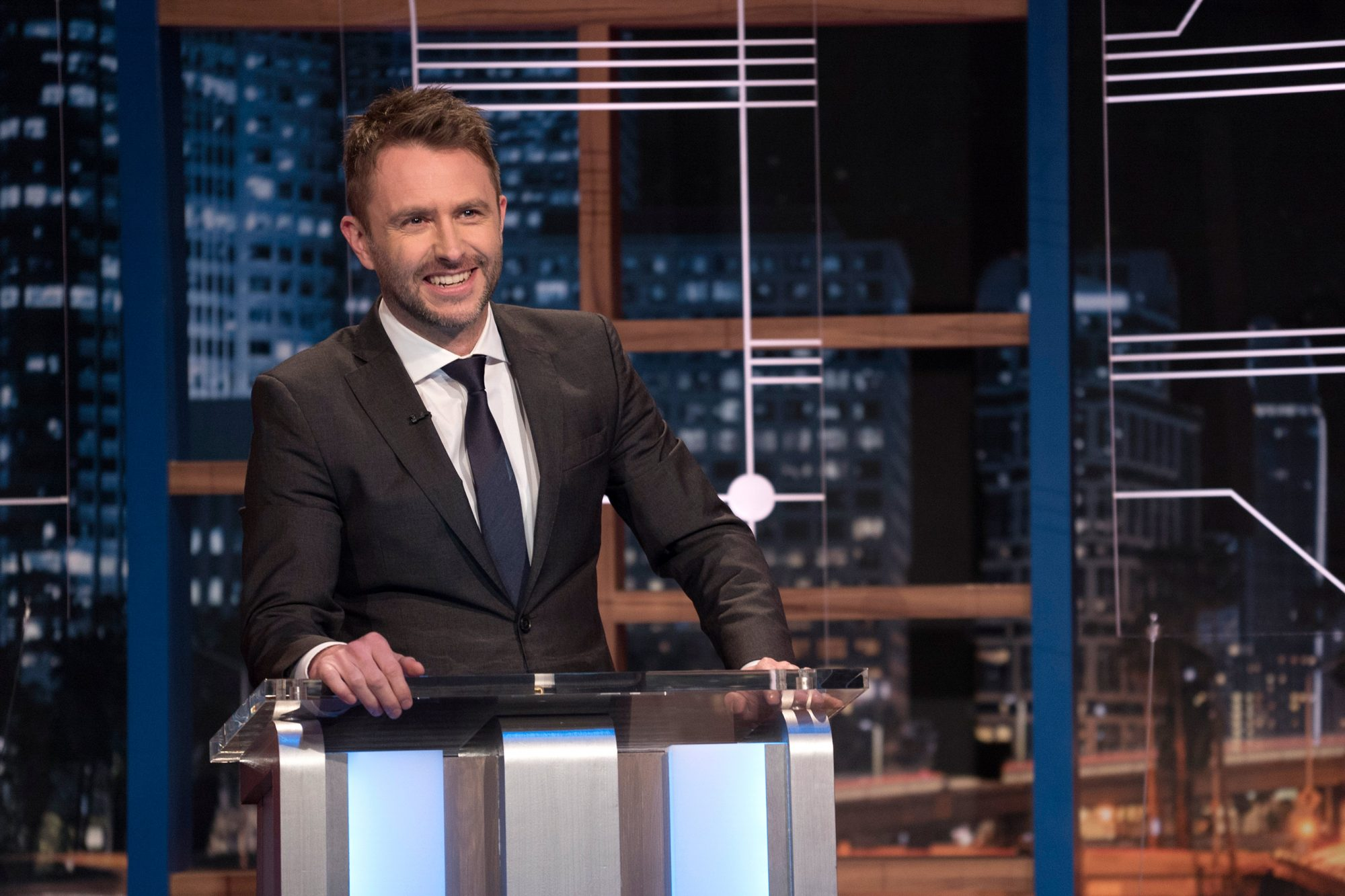Chris Hardwick @Midnight