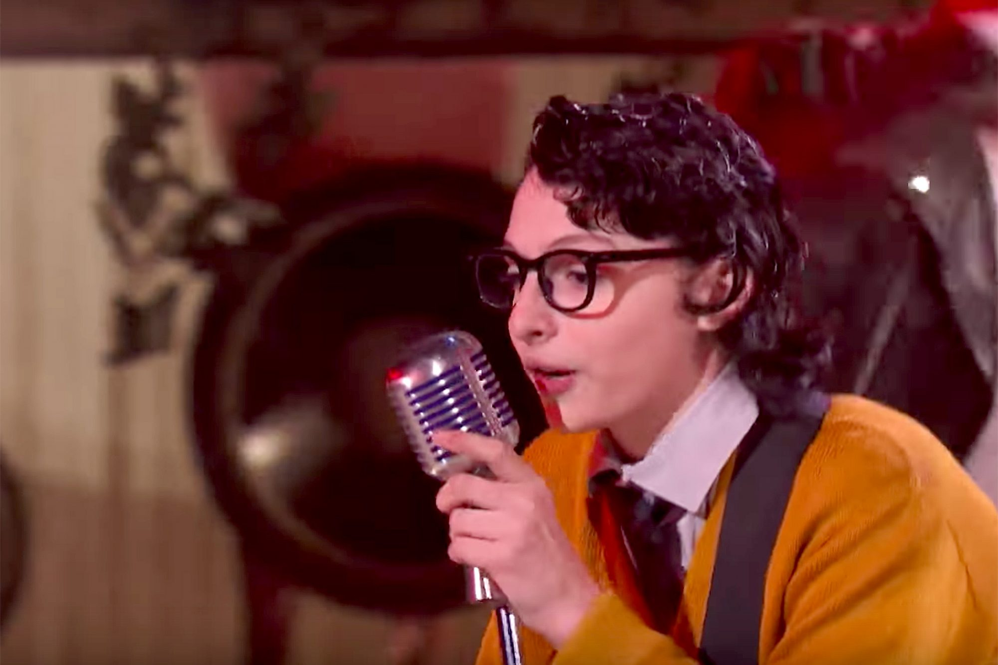 Finn Wolfhard - Lip Sync Battle