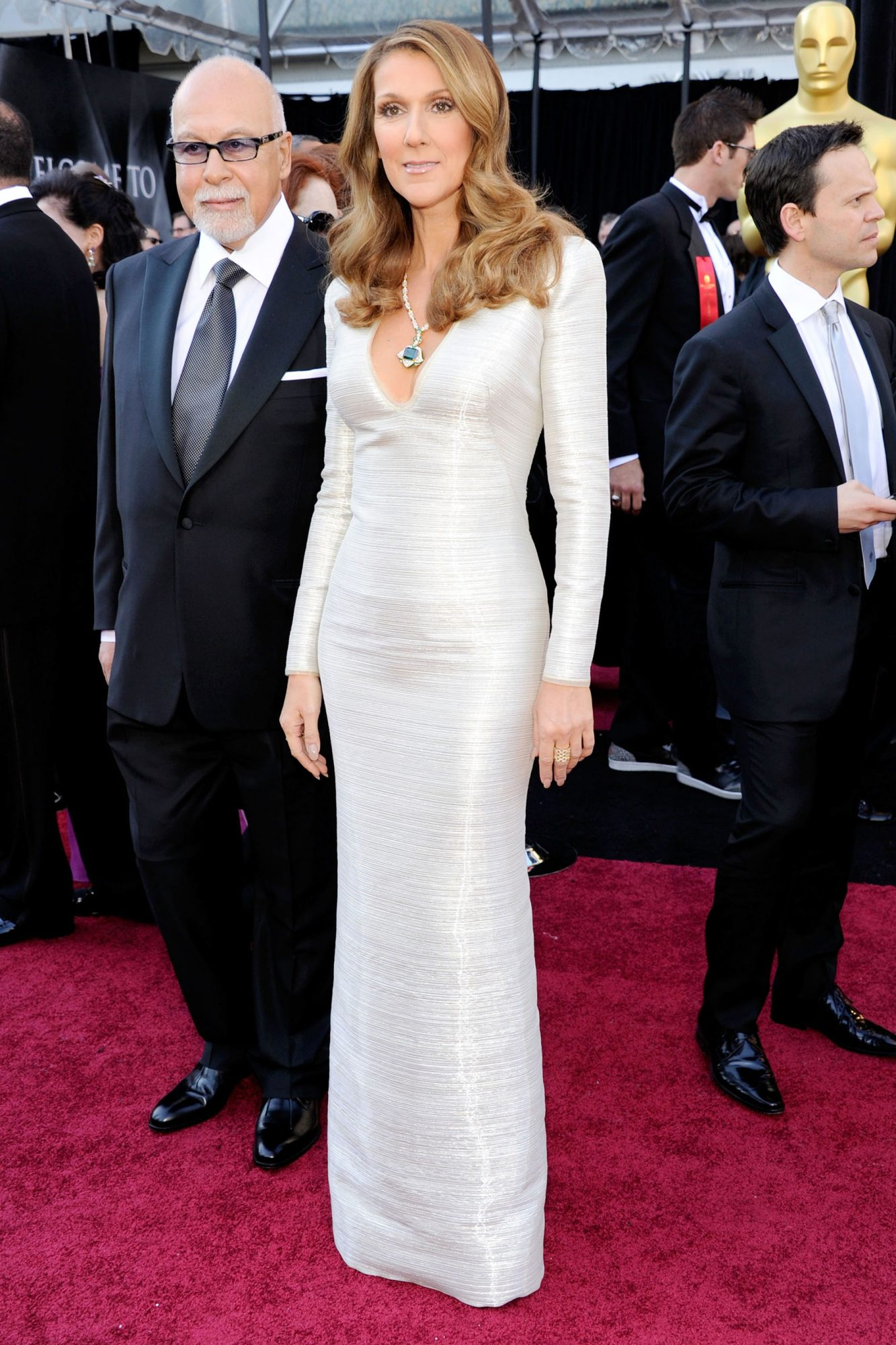 83rd Annual Academy Awards - People Magazine Arrivals