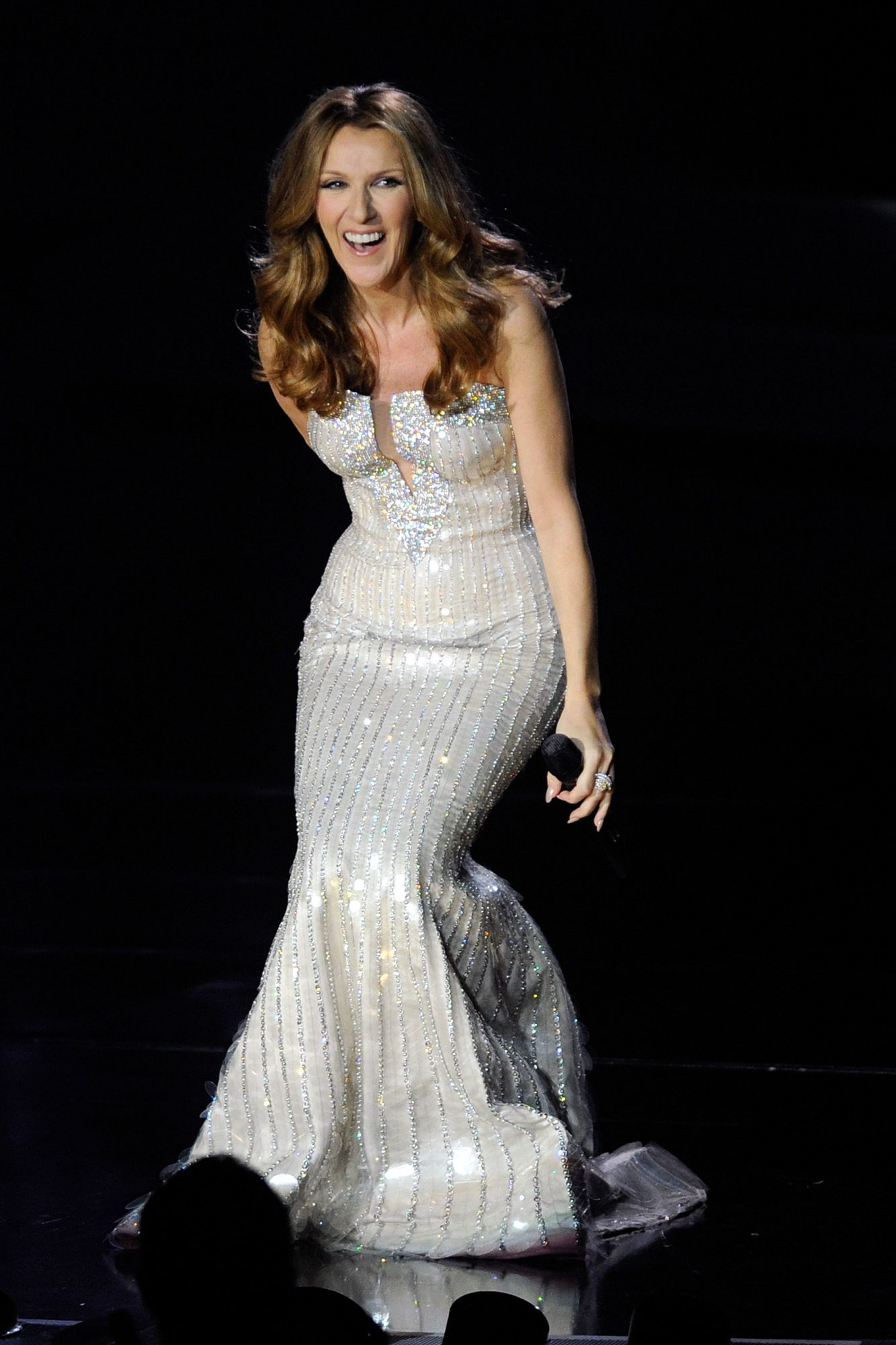 Celine Dion Returns To The Colosseum At Caesars Palace