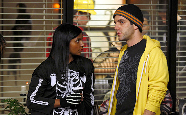 'The Office' - Mindy Kaling repeated pranks on BJ Novak