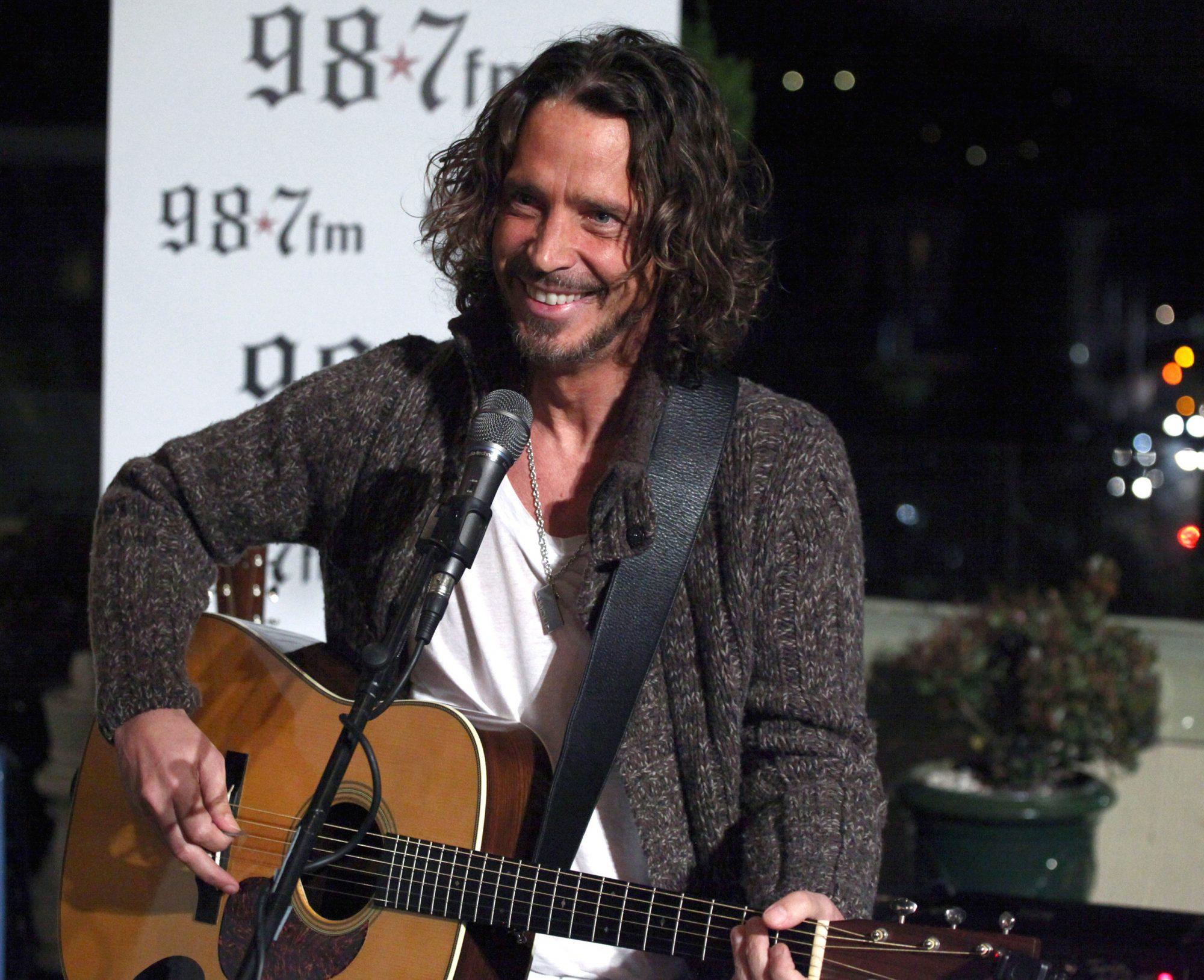 98.7FM Penthouse Party Presents Soundgarden In Concert