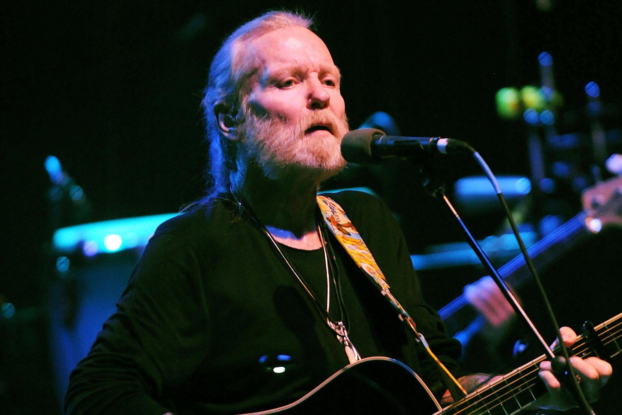 Gregg Allman In Concert - Athens, GA