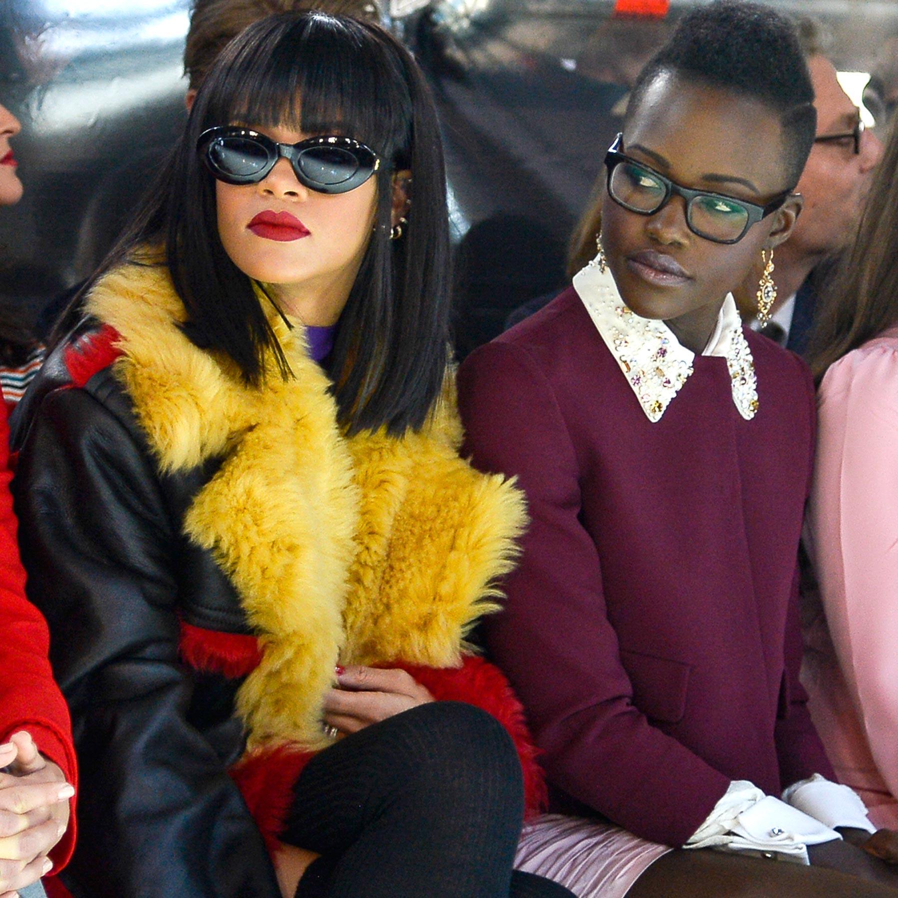 Miu Miu : Arrivals  - Paris Fashion Week Womenswear Fall/Winter 2014-2015