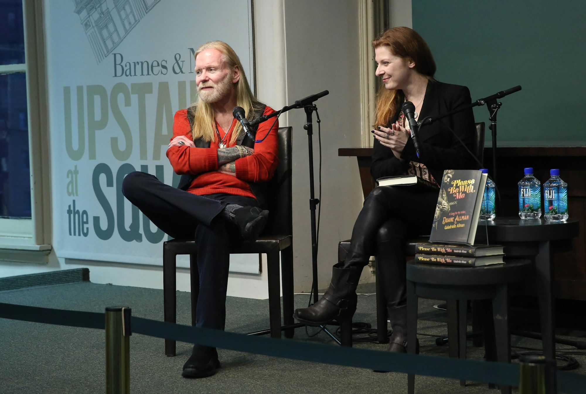Galadrielle Allman In Conversation With Jim Fusilli And Special Guest Gregg Allman