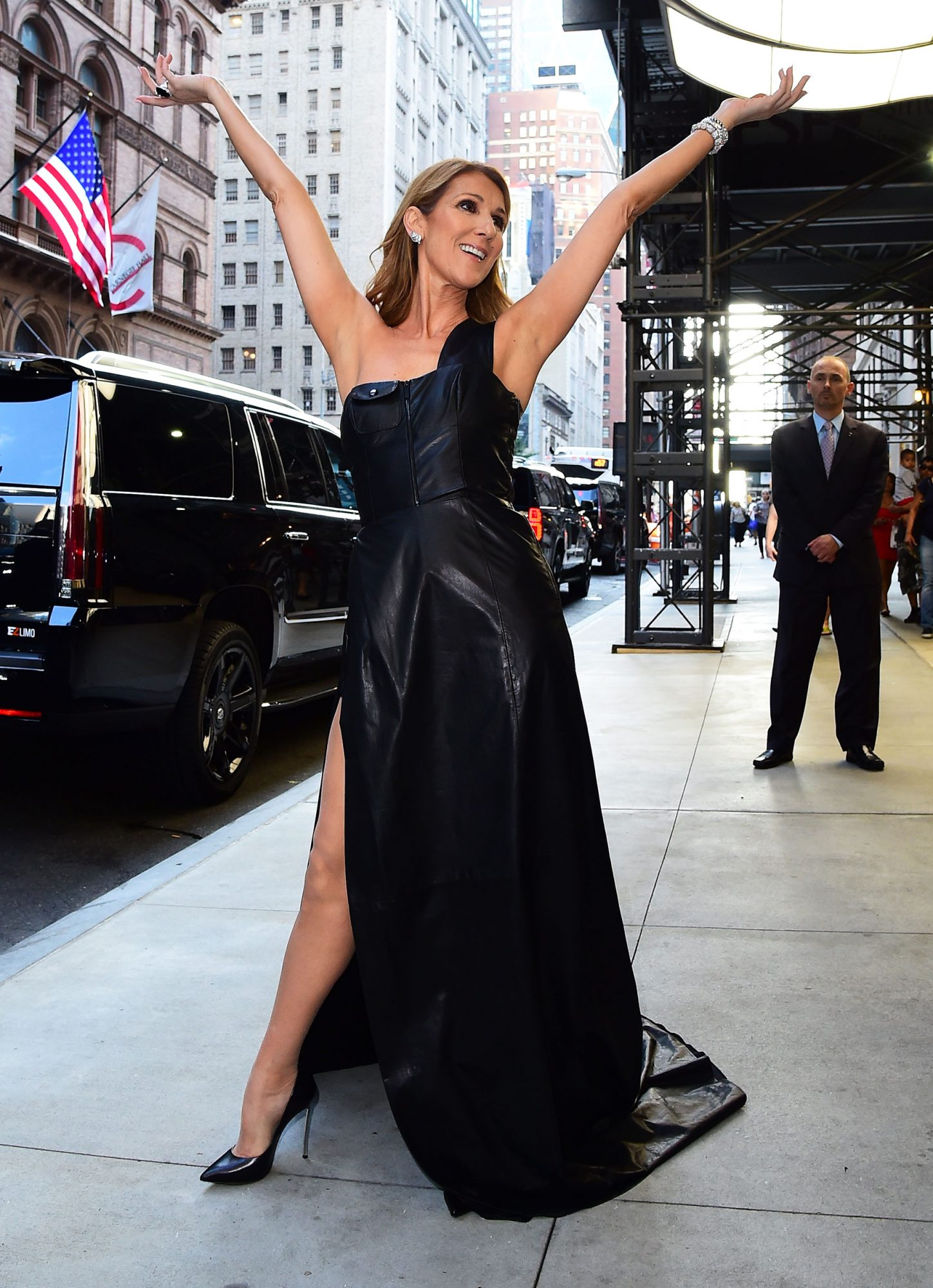 Celebrity Sightings in New York City - July 21, 2016