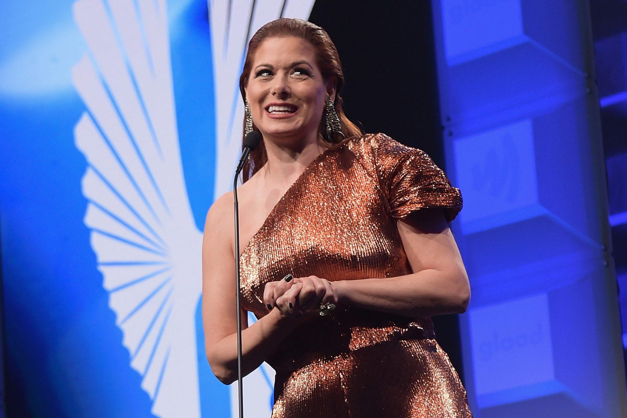 28th Annual GLAAD Media Awards - Dinner & Awards