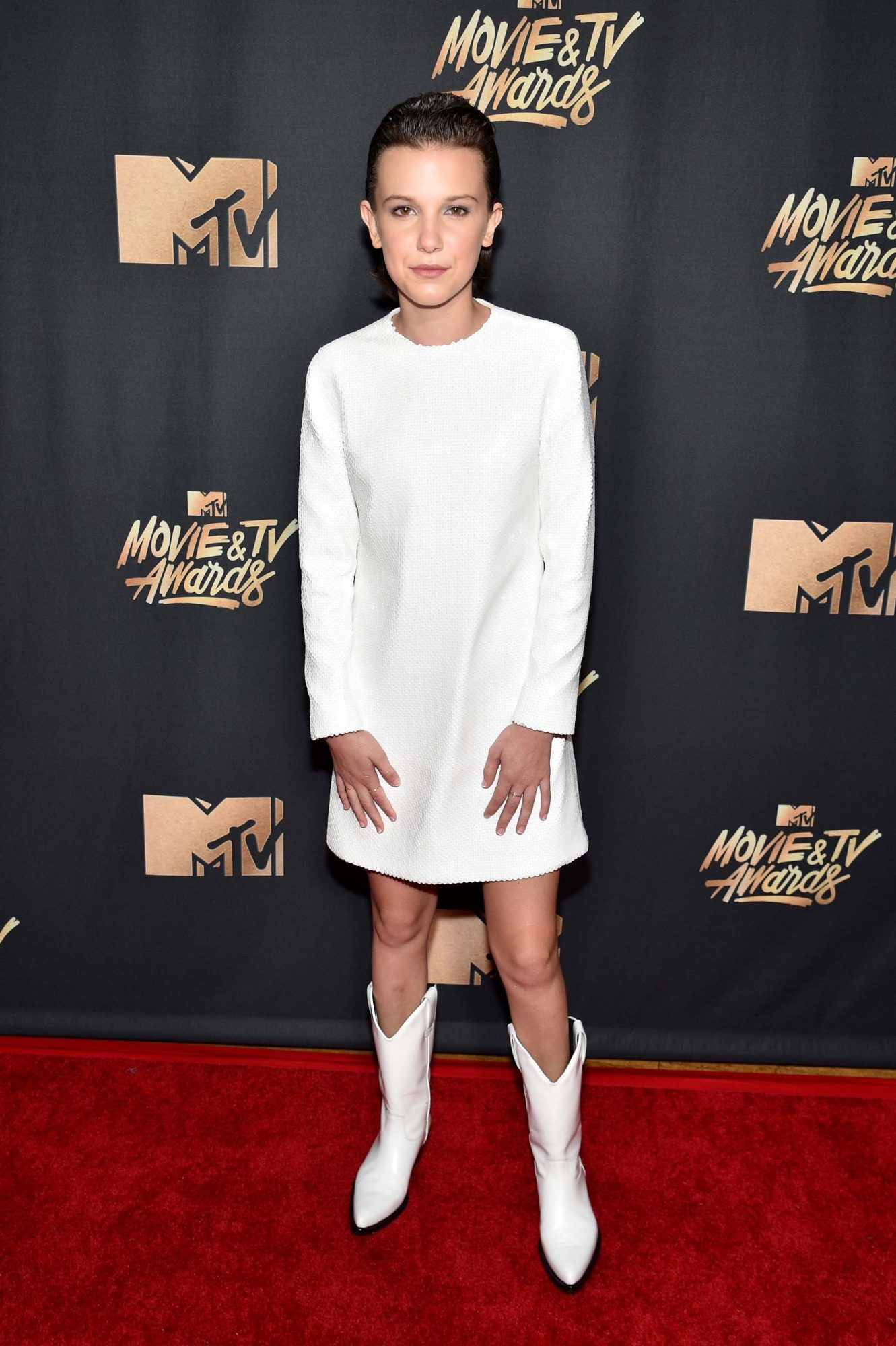 2017 MTV Movie And TV Awards - Red Carpet