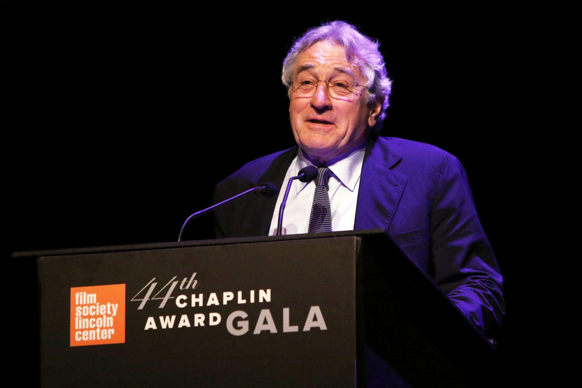 44th Chaplin Award Gala - Show
