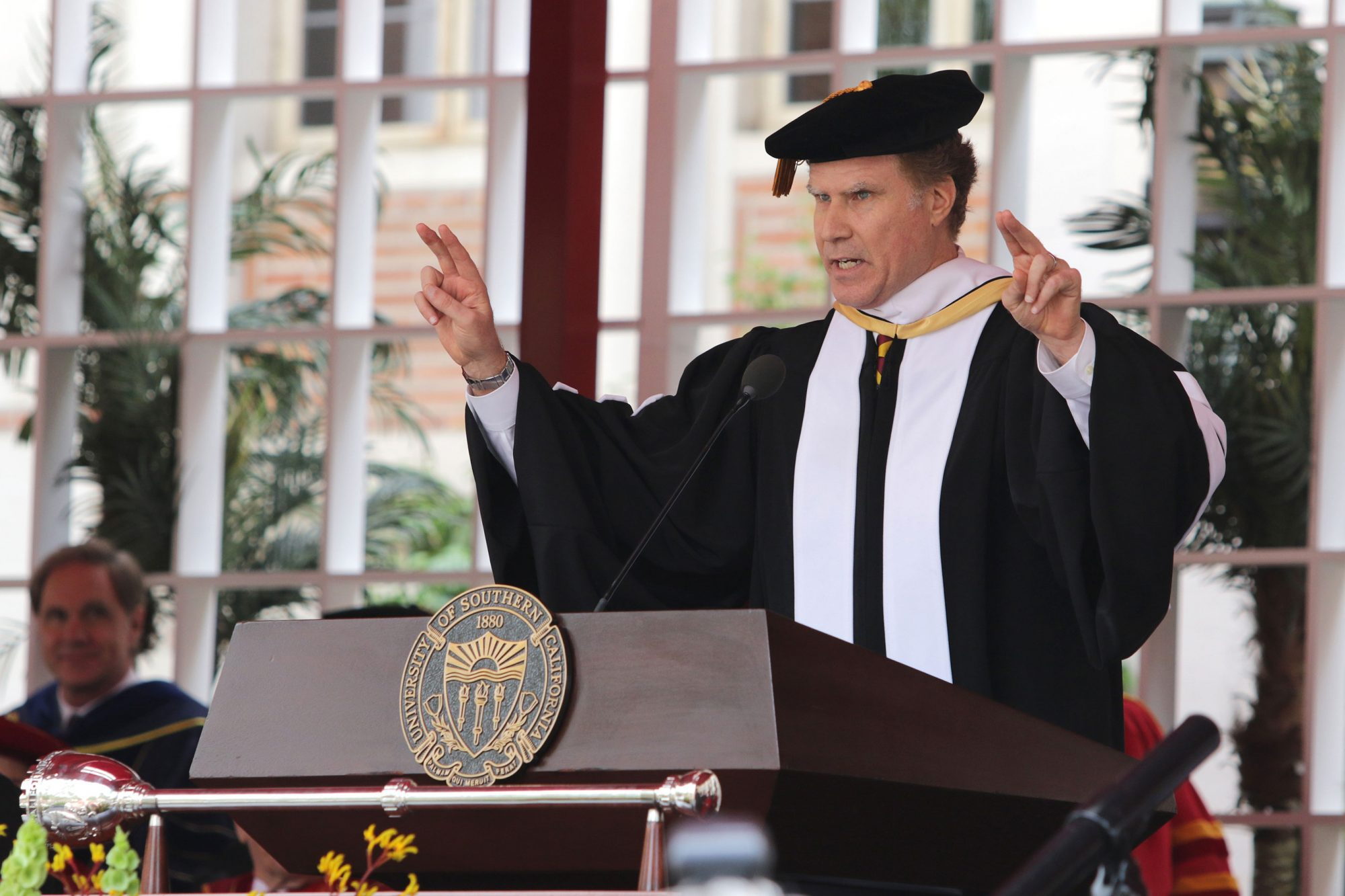 University Of Southern California 134th Commencement Ceremonies