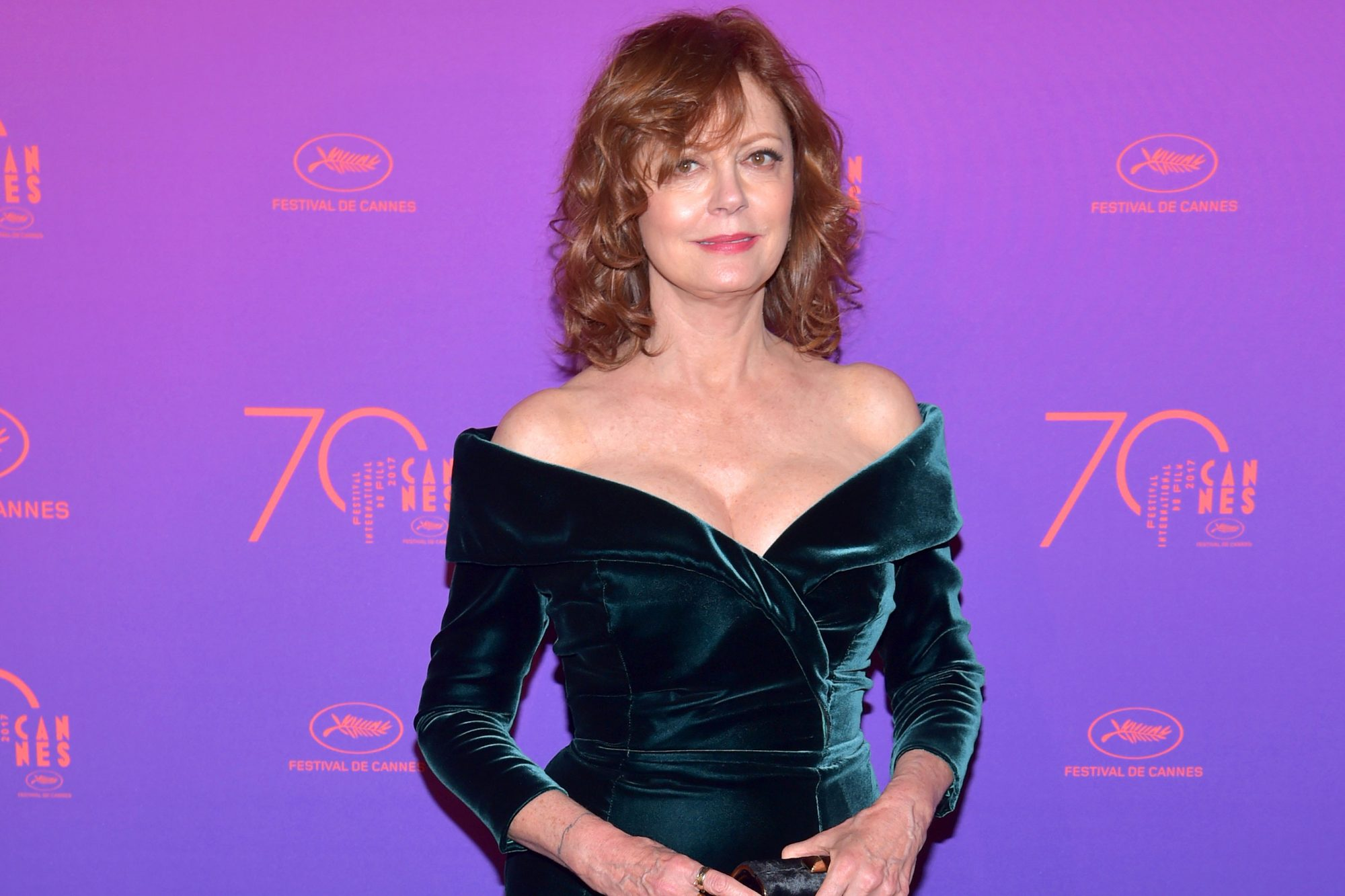 Opening Gala Dinner Arrivals - The 70th Annual Cannes Film Festival