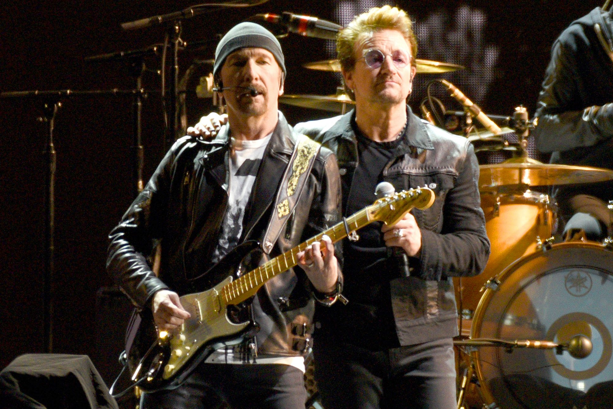 U2 Performs At Levi's Stadium