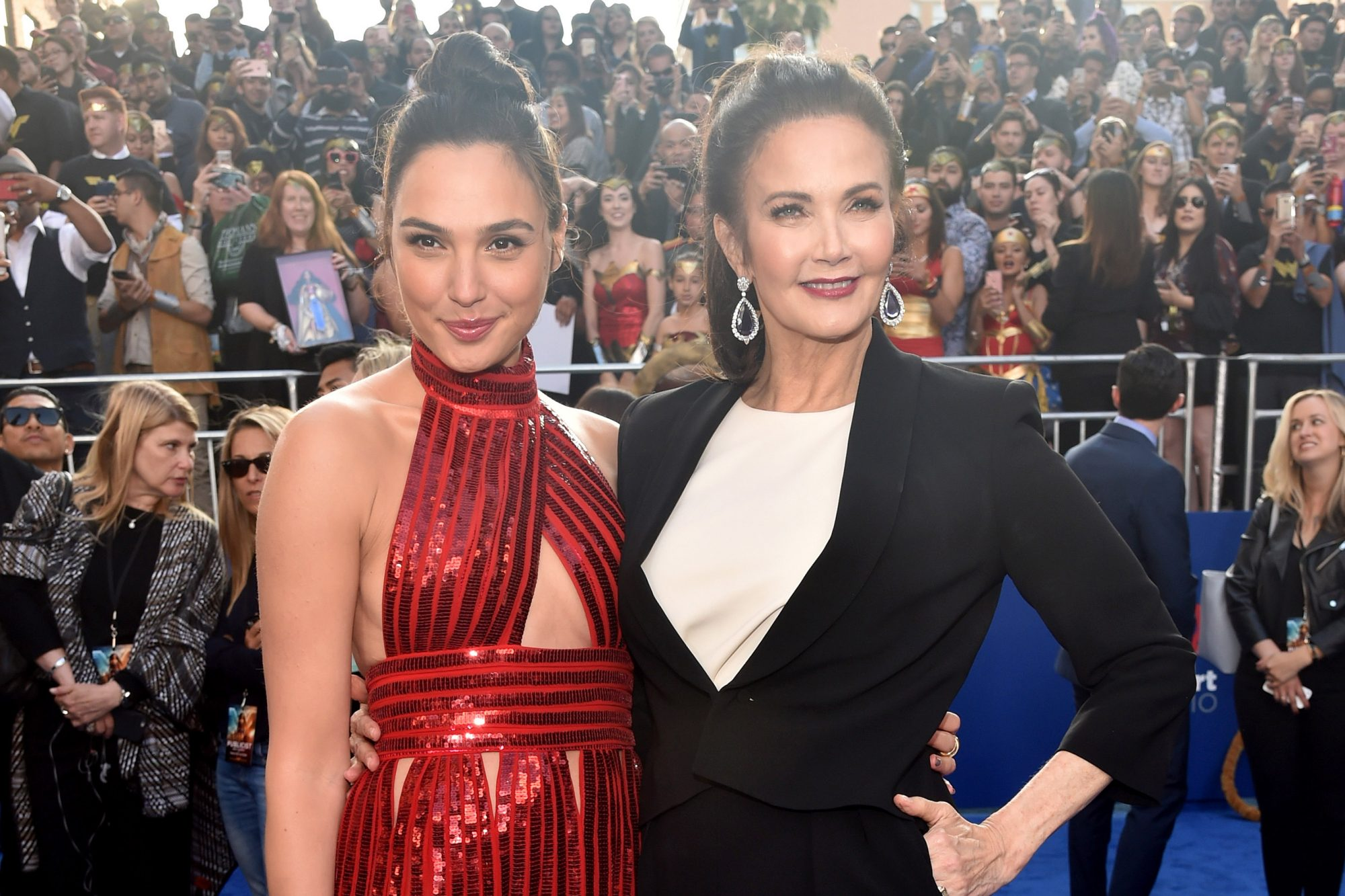 "Premiere Of Warner Bros. Pictures' ""Wonder Woman"" - Red Carpet"
