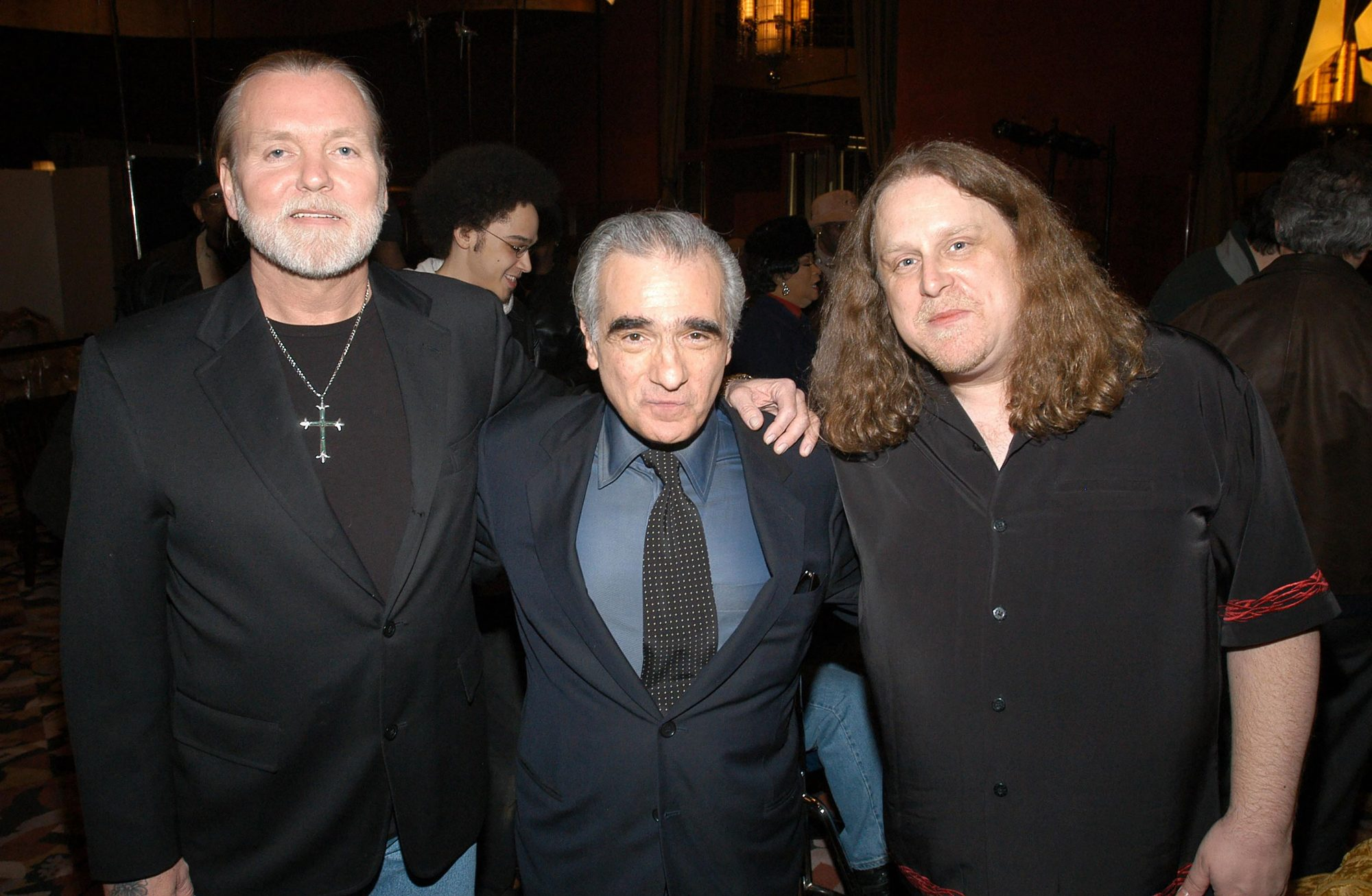"""""""Martin Scorsese Presents Salute to the Blues"""" Concert to Benefit the Blues Music Foundation, Airing Nationally in Fall 2003 on PBS - Rehearsals - Day One"""