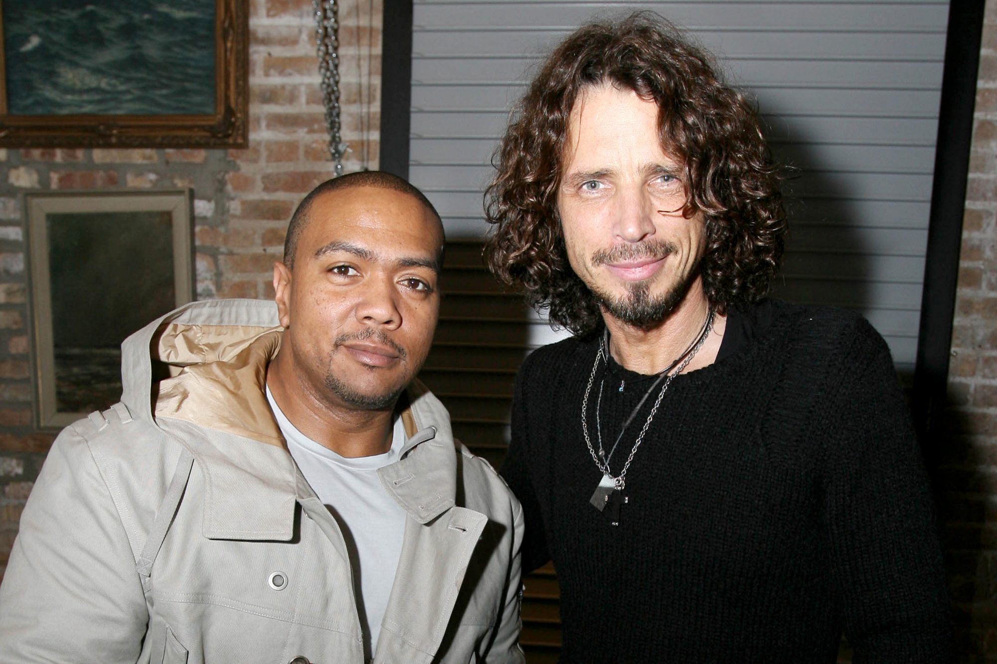 Verizon and BlackBerry Debut a Collaboration from Chris Cornell & Timbaland