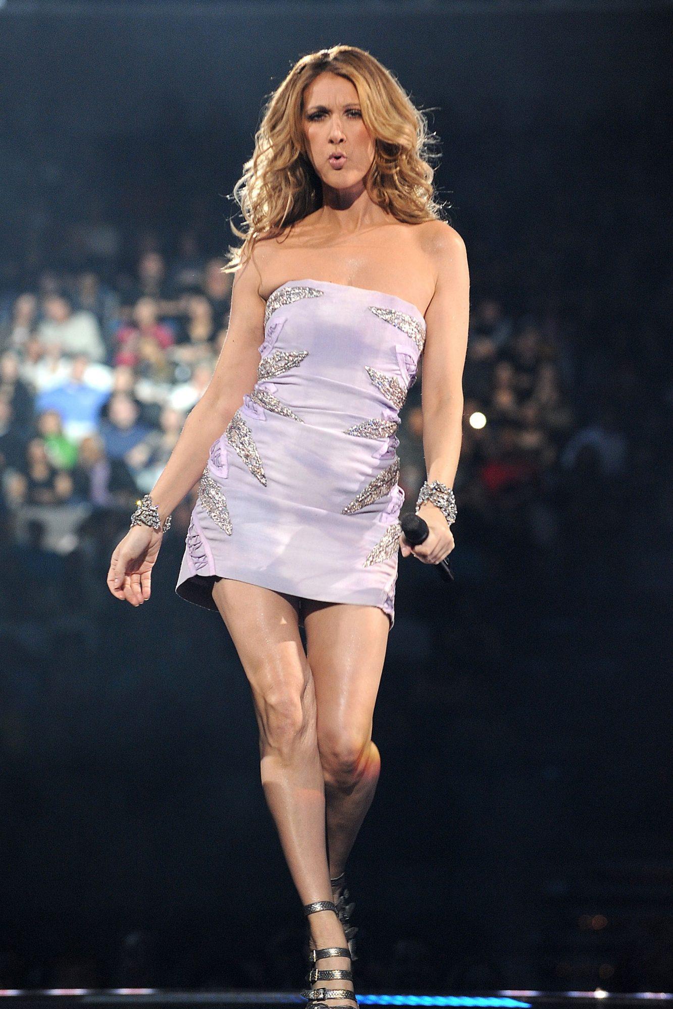 Celine Dion in Concert - San Jose, California