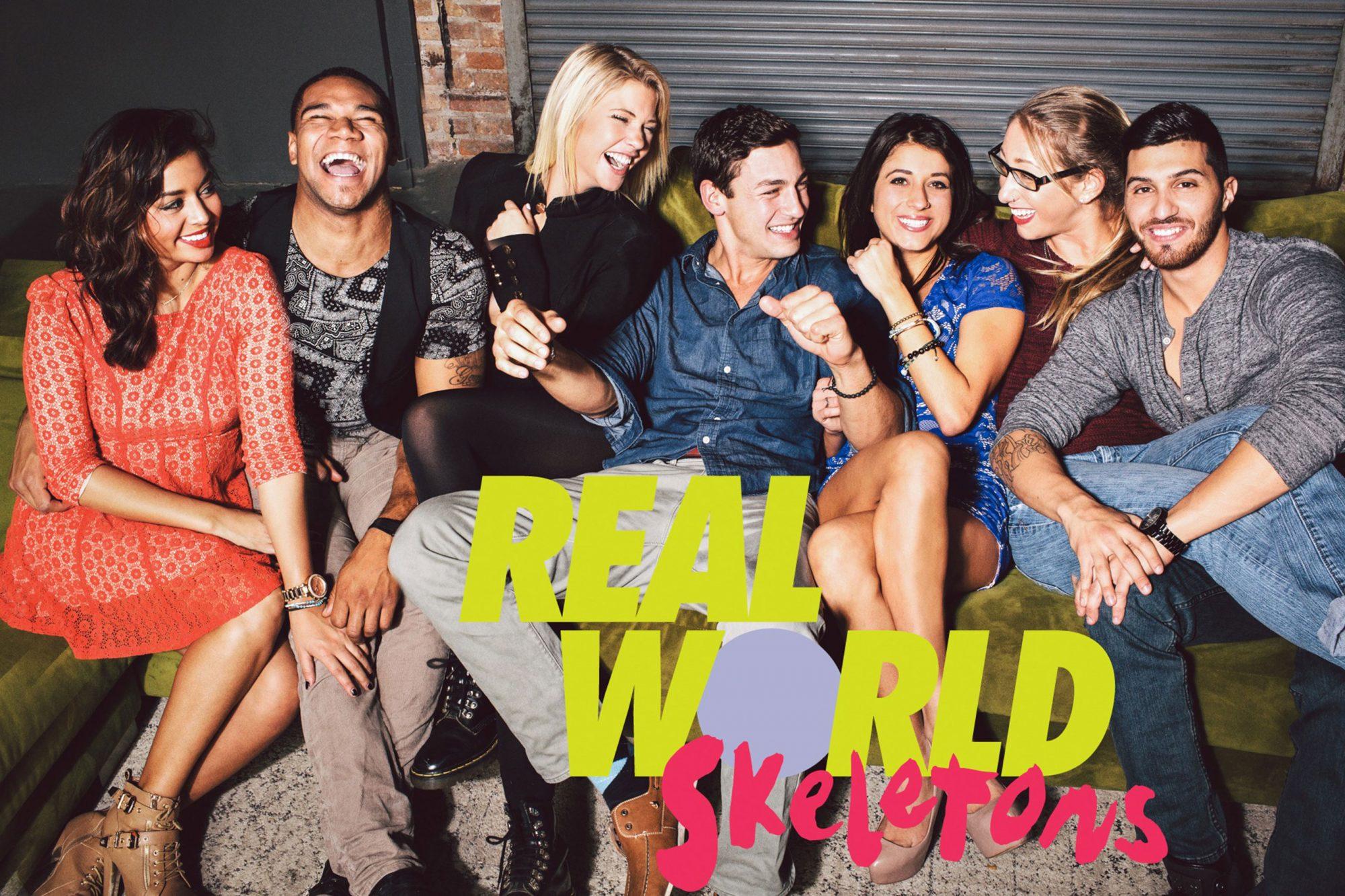 REAL WORLD Skeletons promo shot