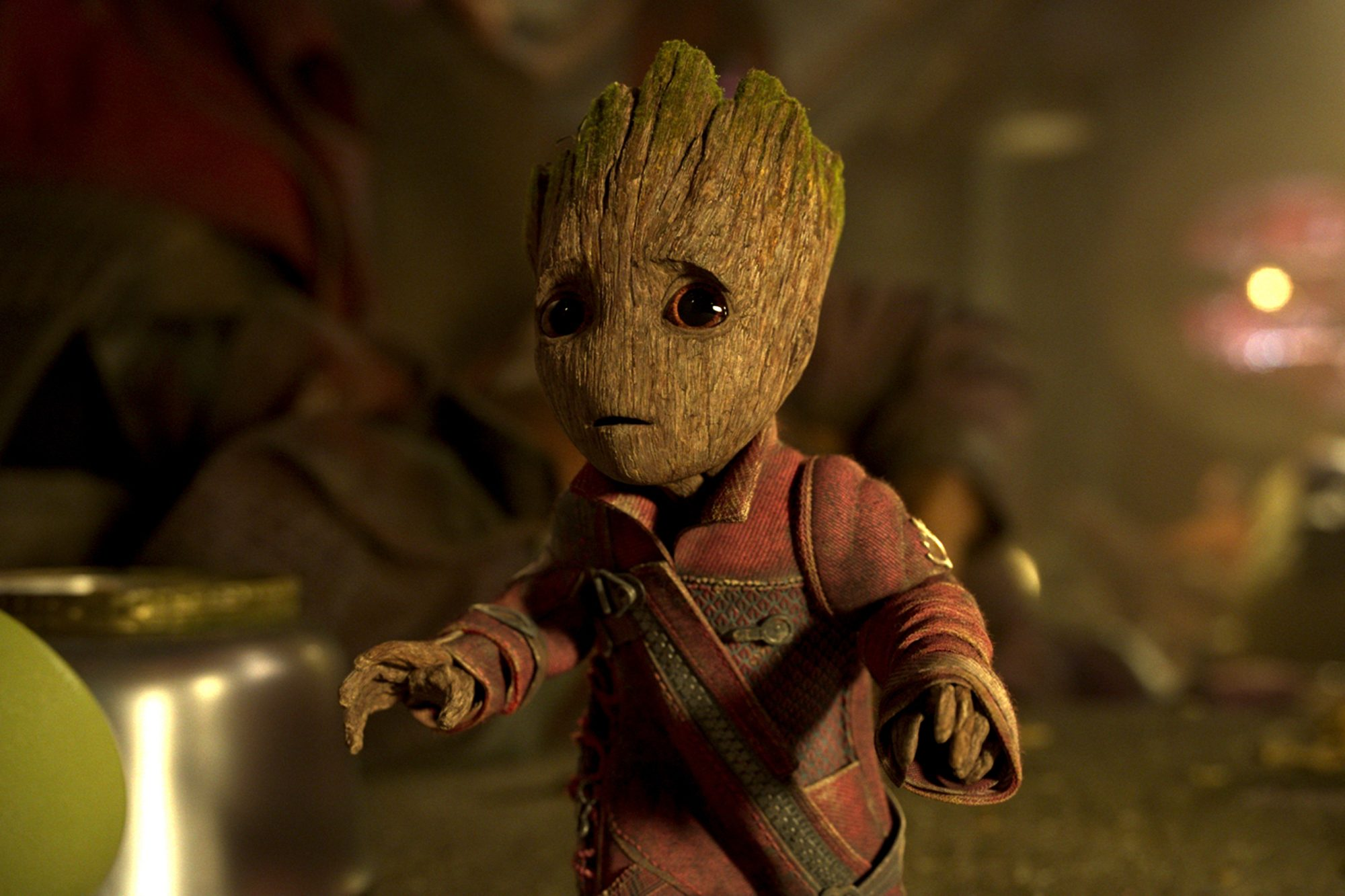 Baby Groot (Guardians Of The Galaxy Vol. 2, out now)