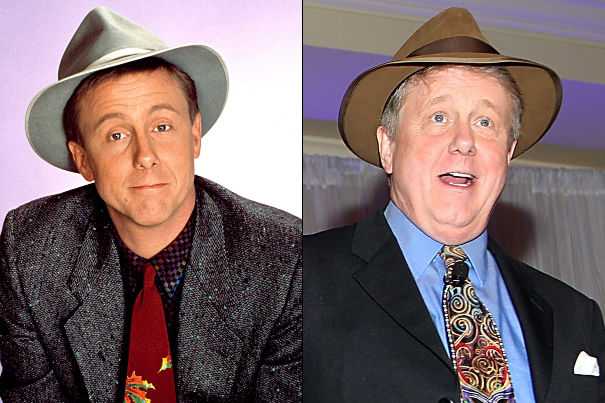 Harry Anderson (Judge Harry Stone)