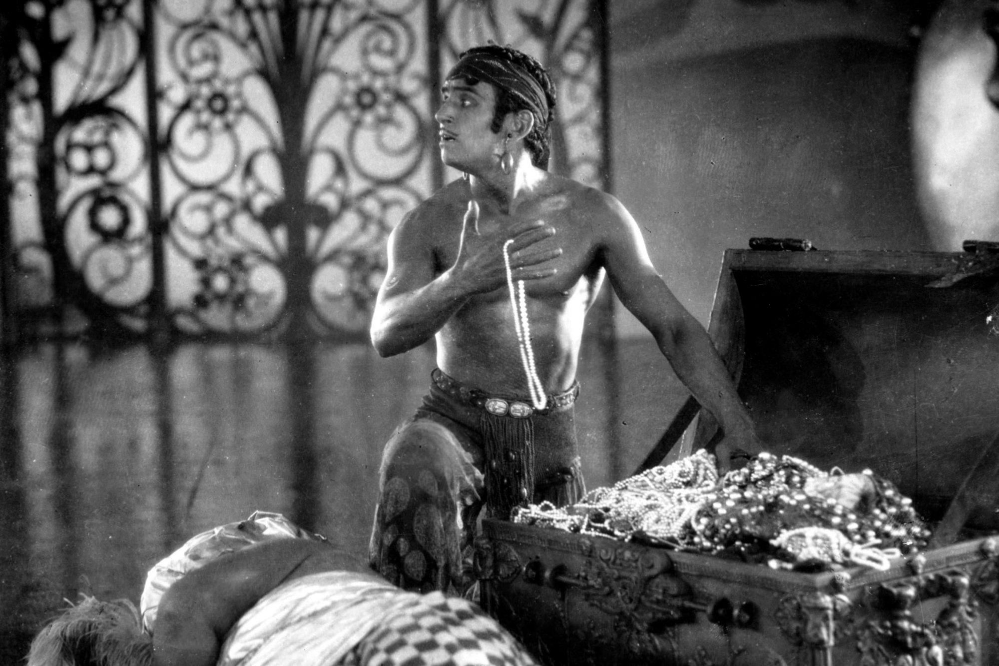 THE THIEF OF BAGHDAD (US1924) DOUGLAS FAIRBANKS