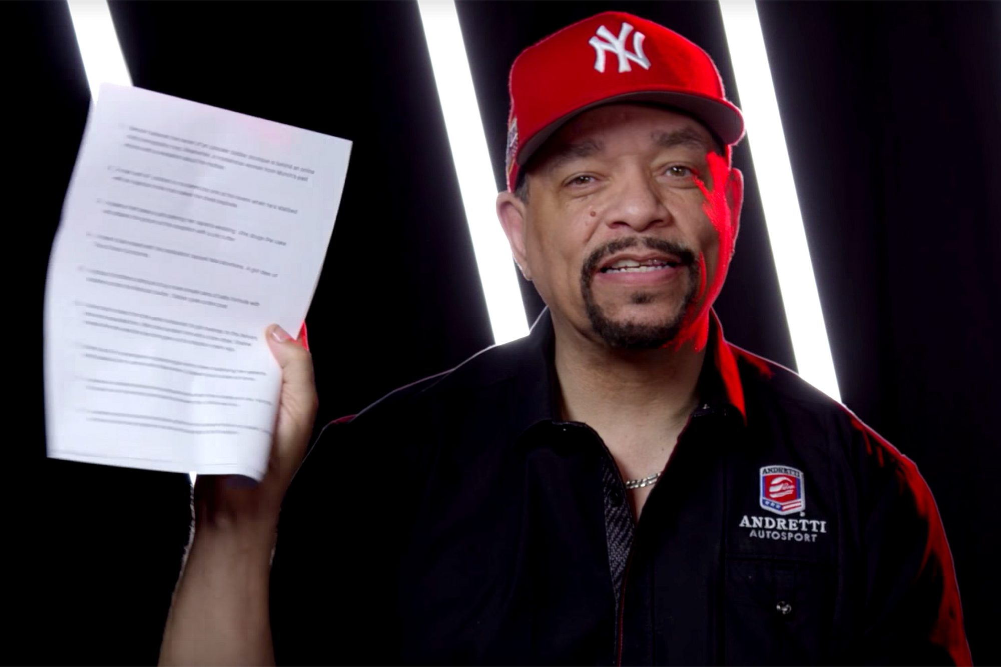 Ice T Law & Order Quiz