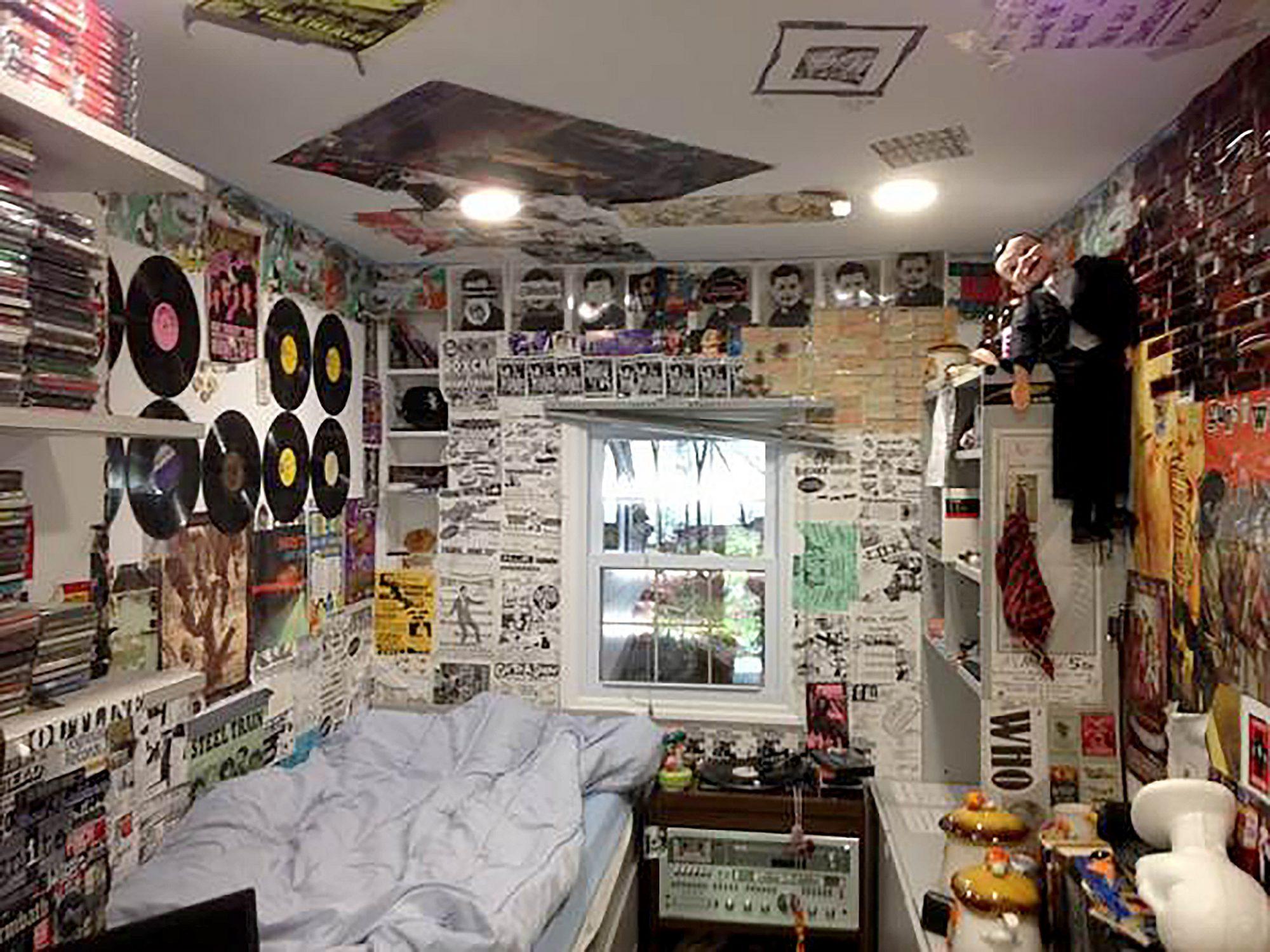 Jack Antonoff Bedroom
