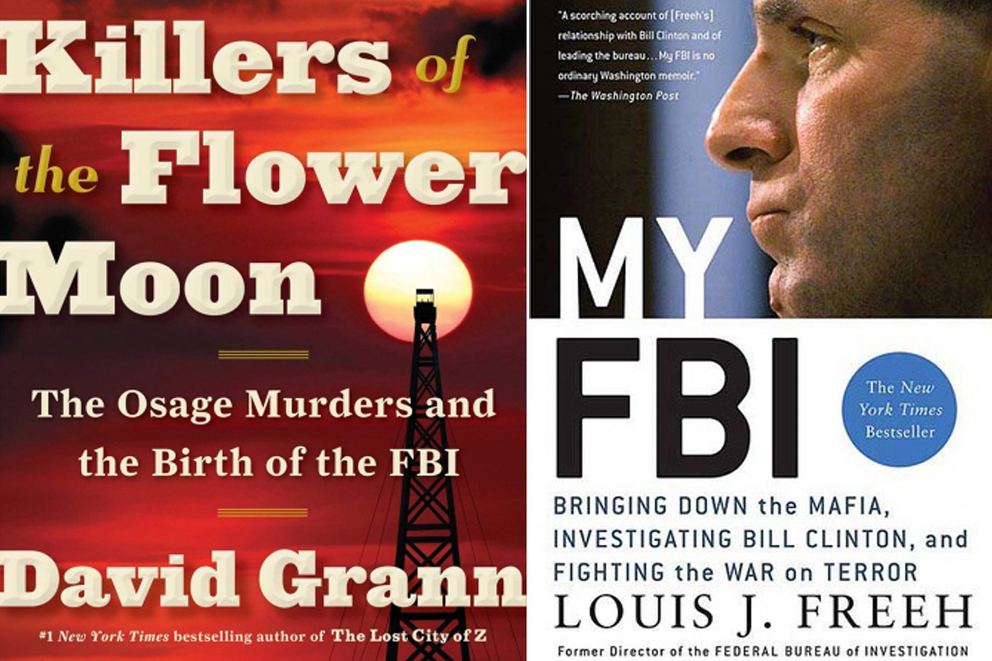 Killers of the Flower Moon and My FBI