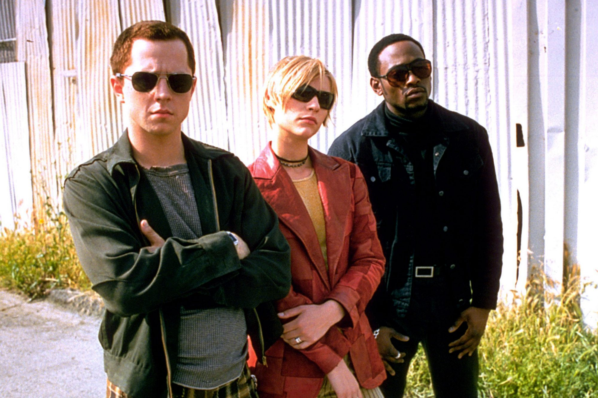 THE MOD SQUAD, Giovanni Ribisi, Claire Danes, Omar Epps, 1999, (c) MGM/courtesy Everett Collection