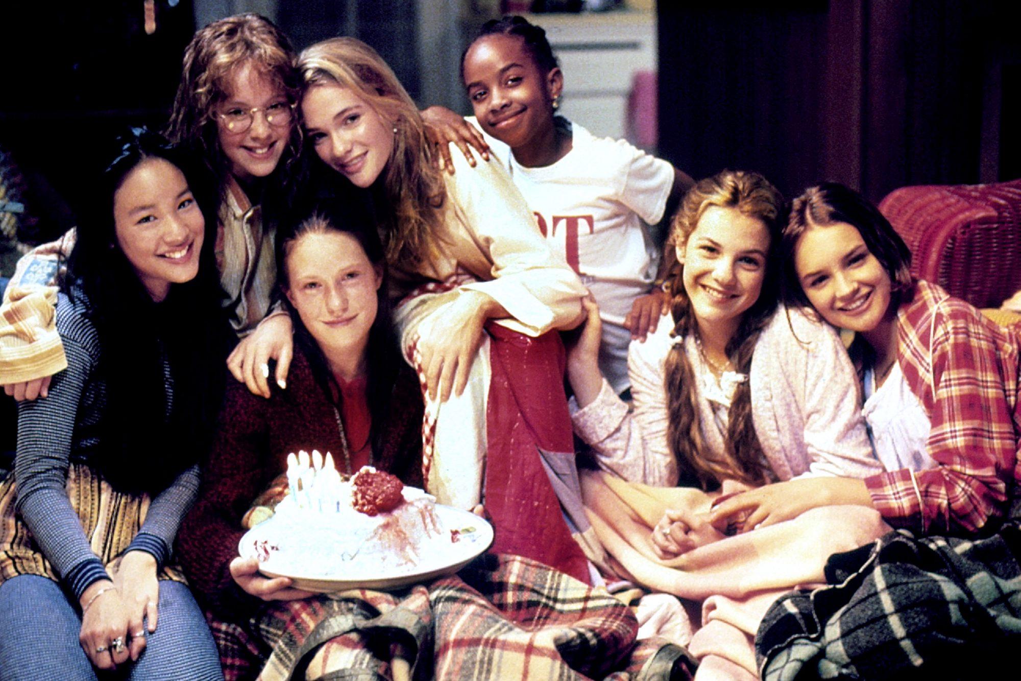 BABY-SITTERS CLUB, Tricia Joe, Stacy Linn Ramsower, Schuyler Fisk, Bre Blair, Zelda Harris, Larisa O