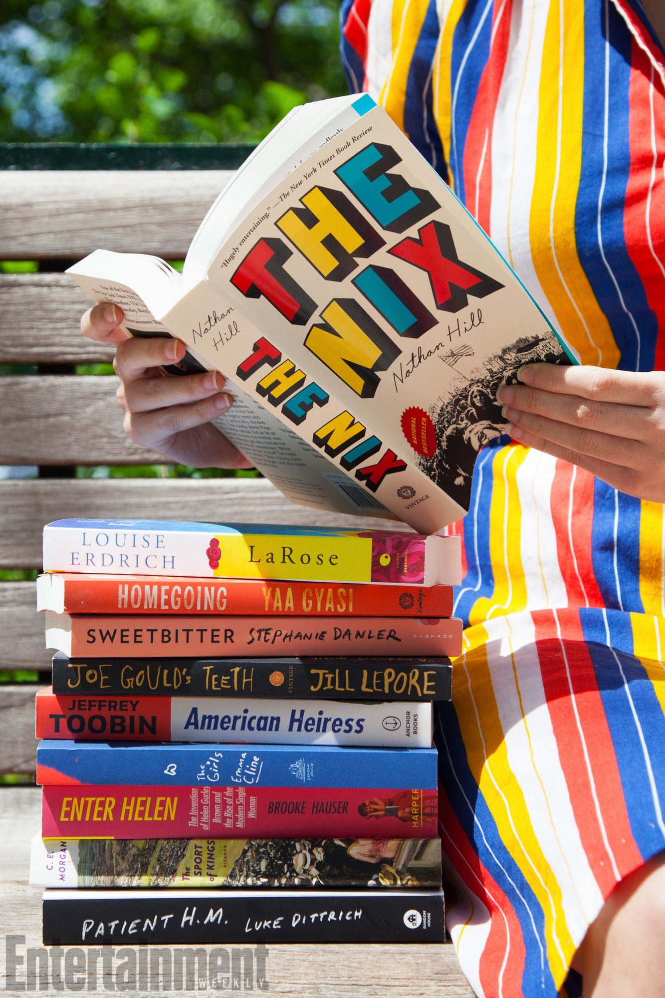 """""""New in Paperback"""" books roundup for issue 1466"""