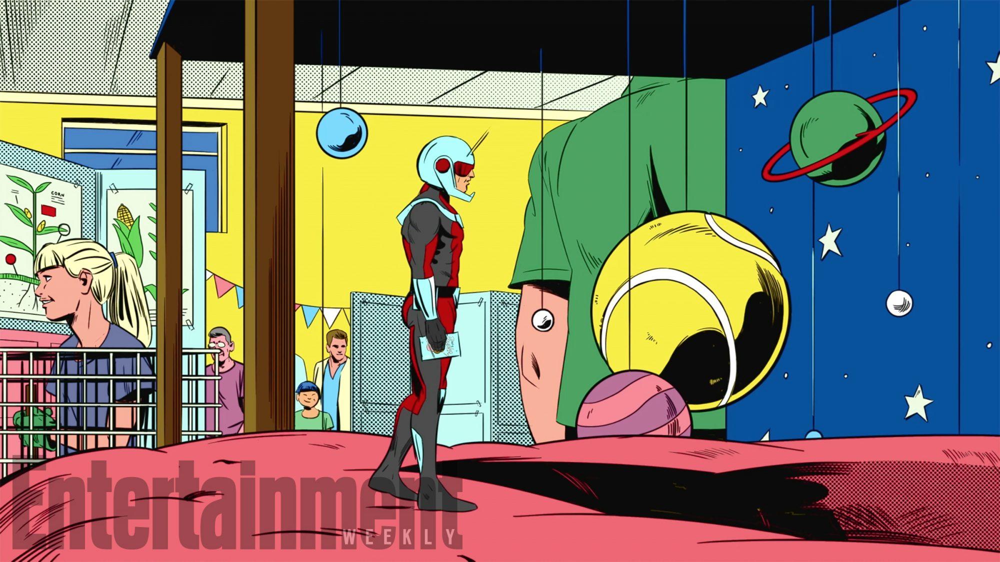 Marvel's Ant Man