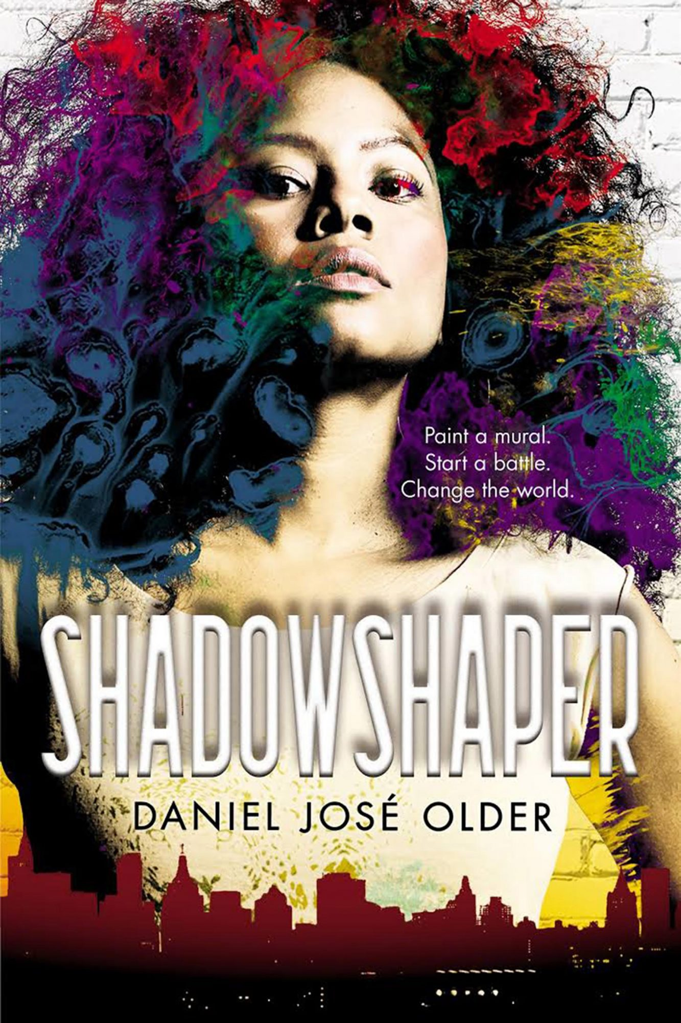 Shadowshaper by Daniel Jose Older CR: Scholastic, Inc.